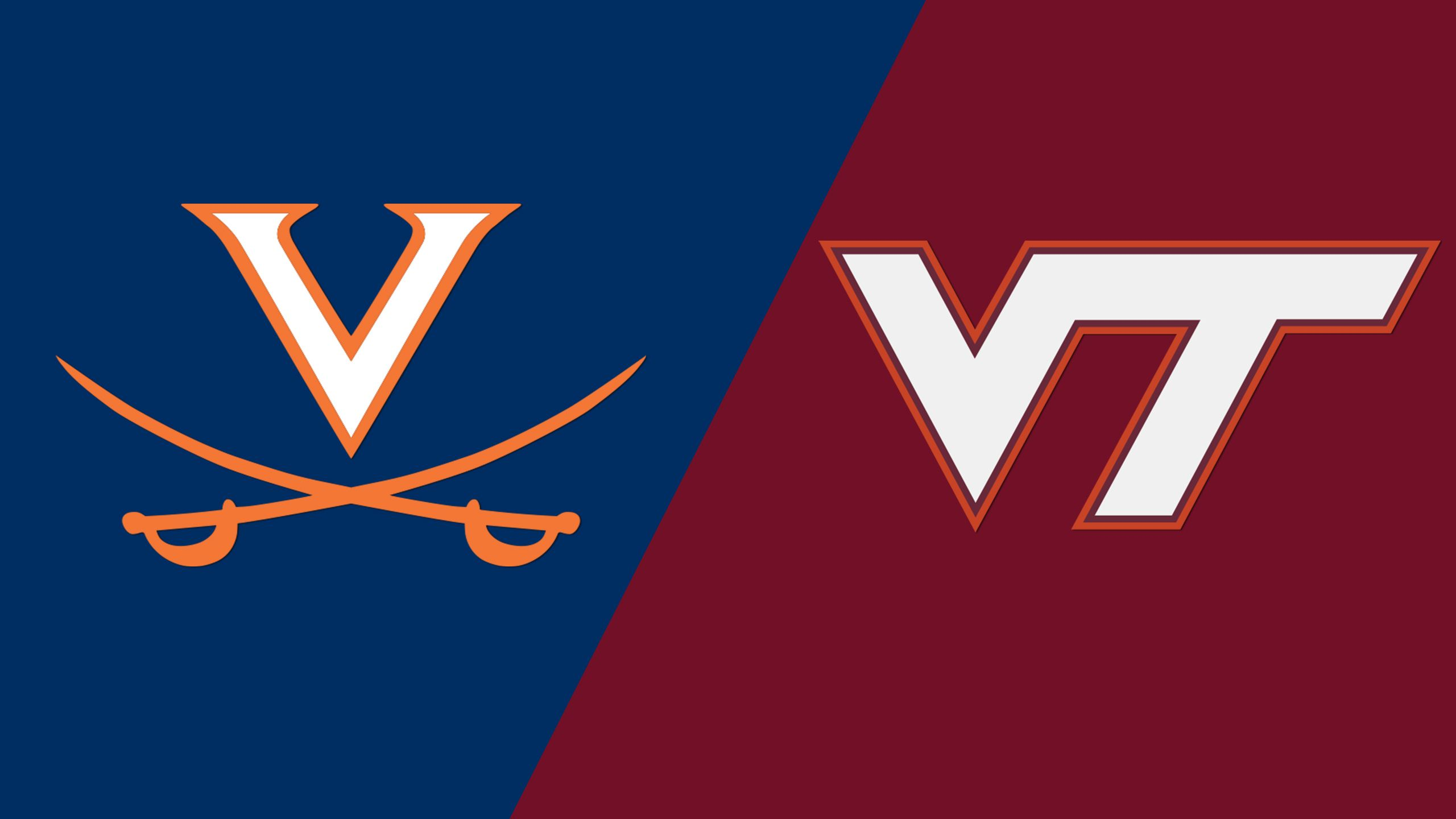 #17 Virginia vs. #12 Virginia Tech (W Lacrosse)