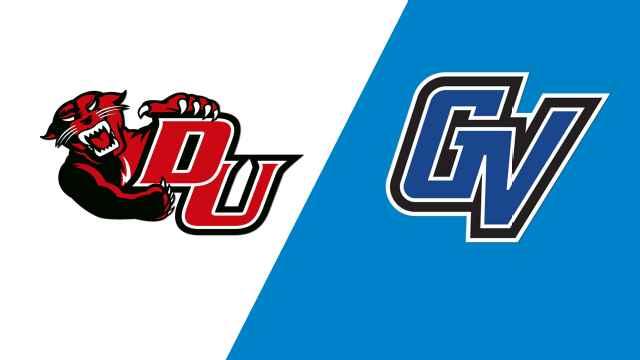 Davenport vs. Grand Valley State (W Lacrosse)