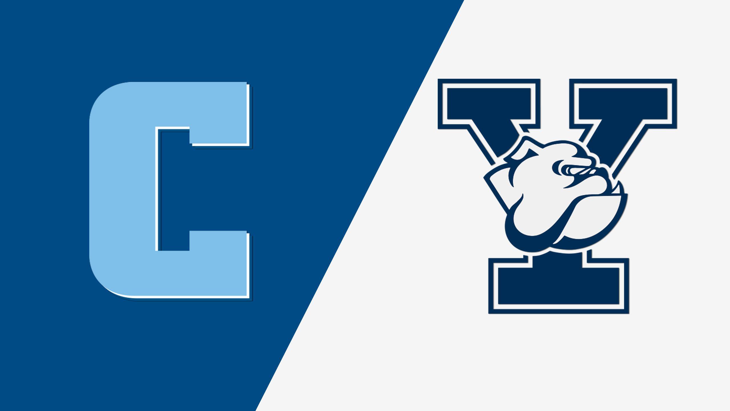 Columbia vs. Yale (W Lacrosse)