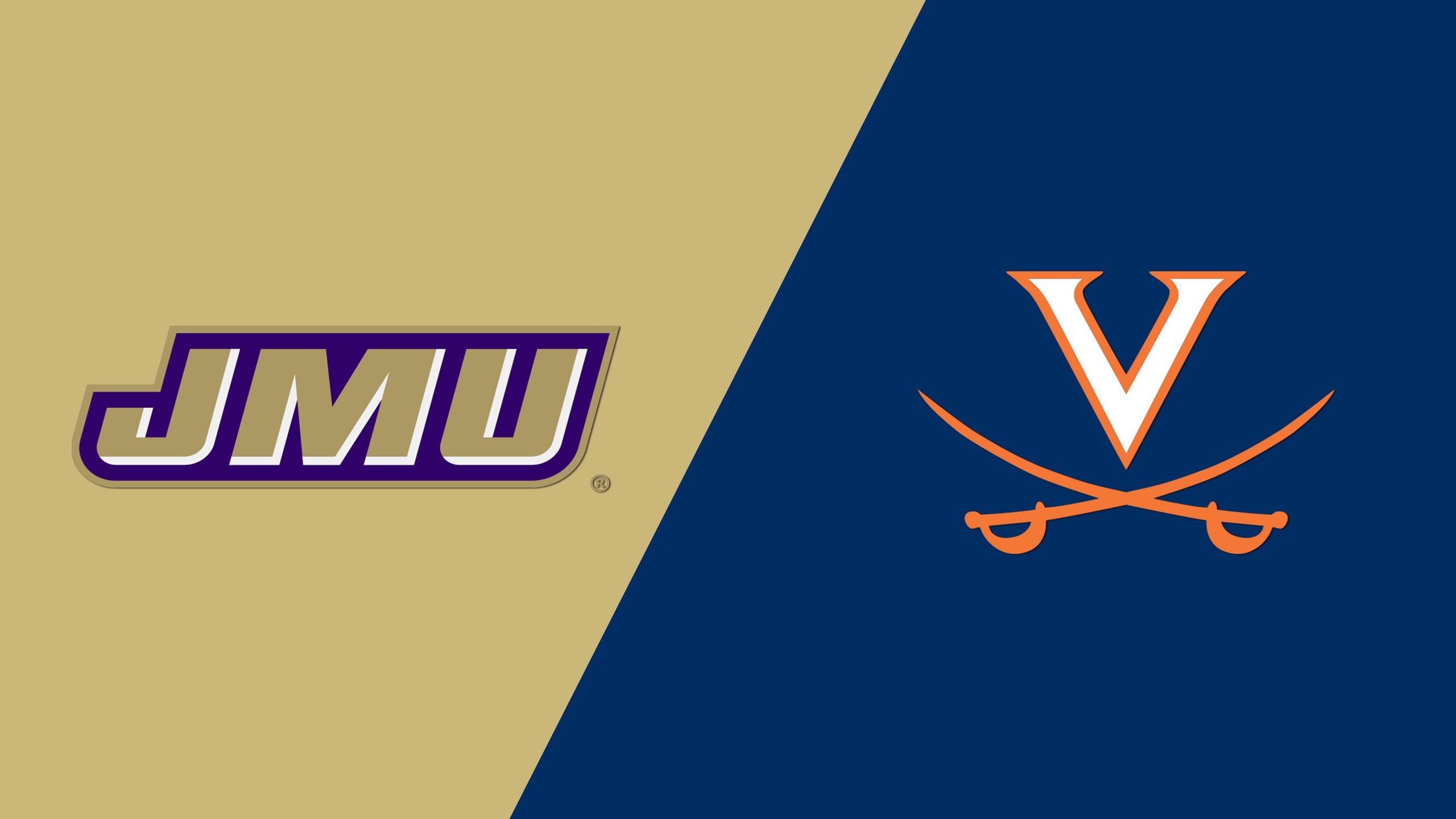 #4 James Madison vs. #17 Virginia (W Lacrosse)