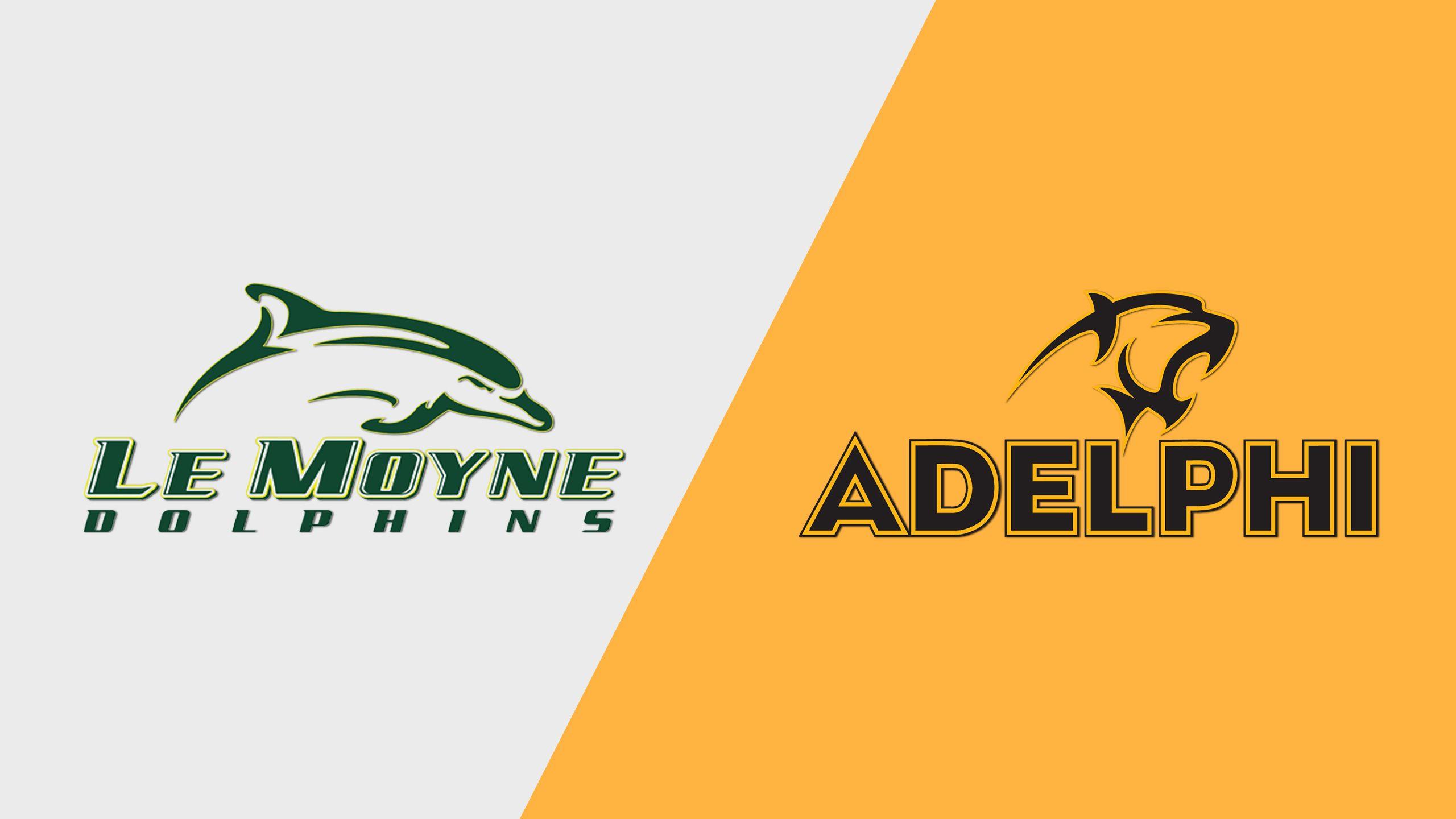 Le Moyne vs. Adelphi (W Lacrosse)