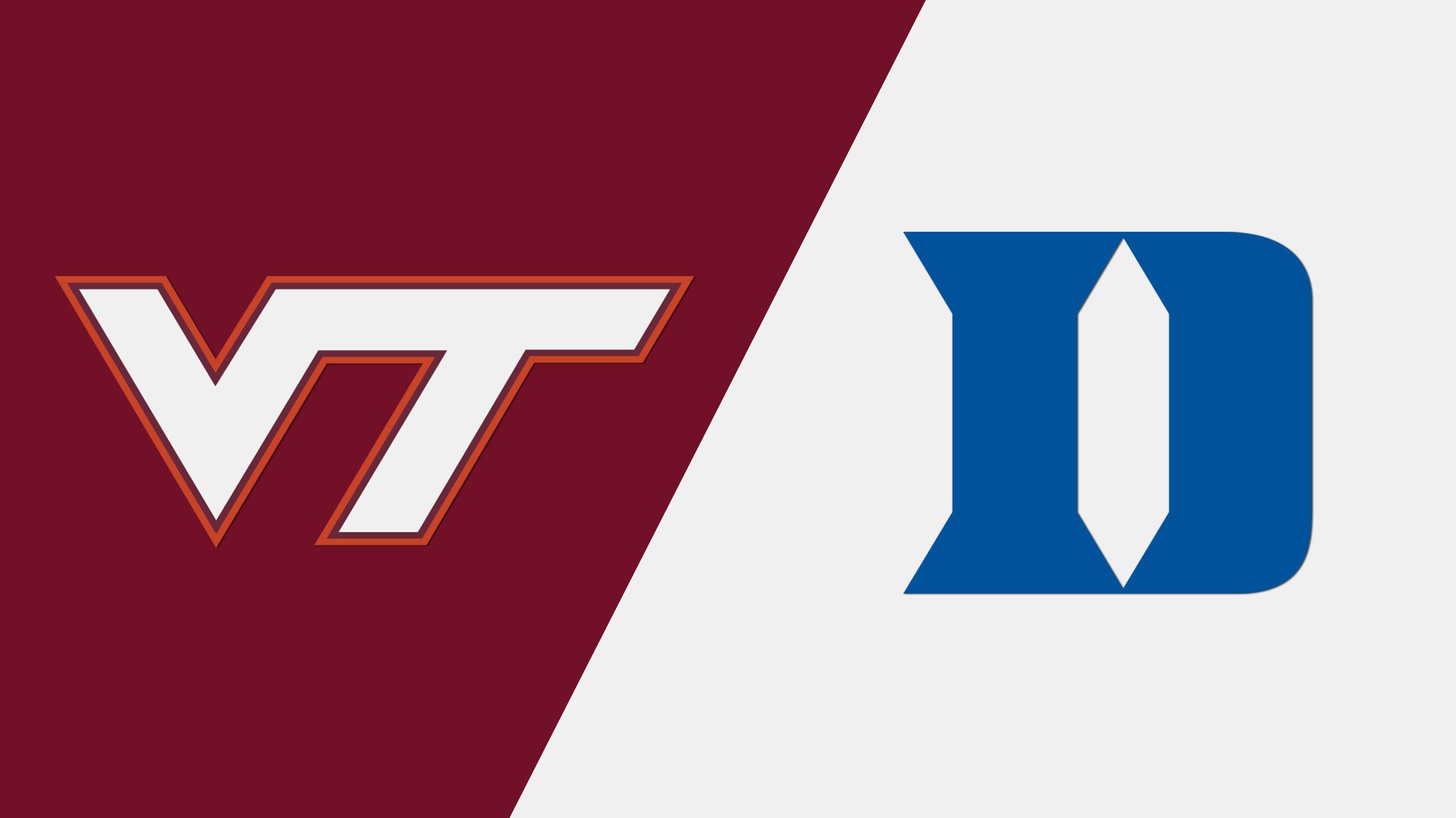 #12 Virginia Tech vs. Duke (Quarterfinal) (ACC Women's Lacrosse Championship)