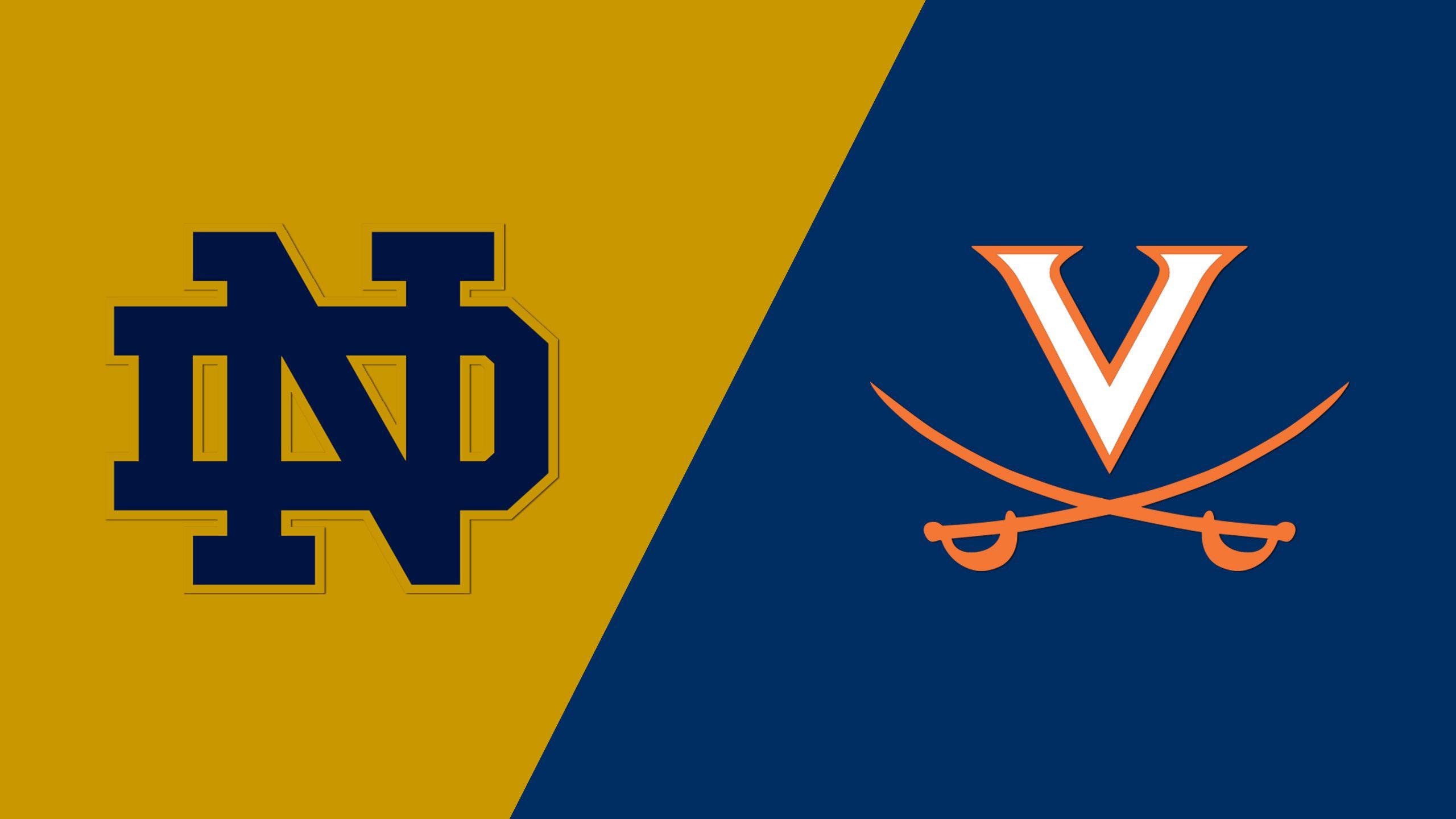 Notre Dame vs. #20 Virginia (Quarterfinal) (ACC Women's Lacrosse Championship)