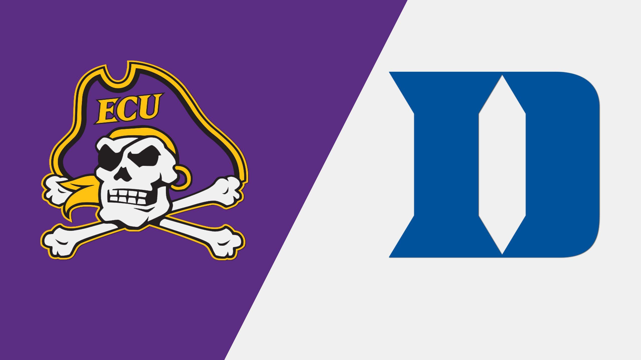 East Carolina vs. Duke (W Lacrosse)