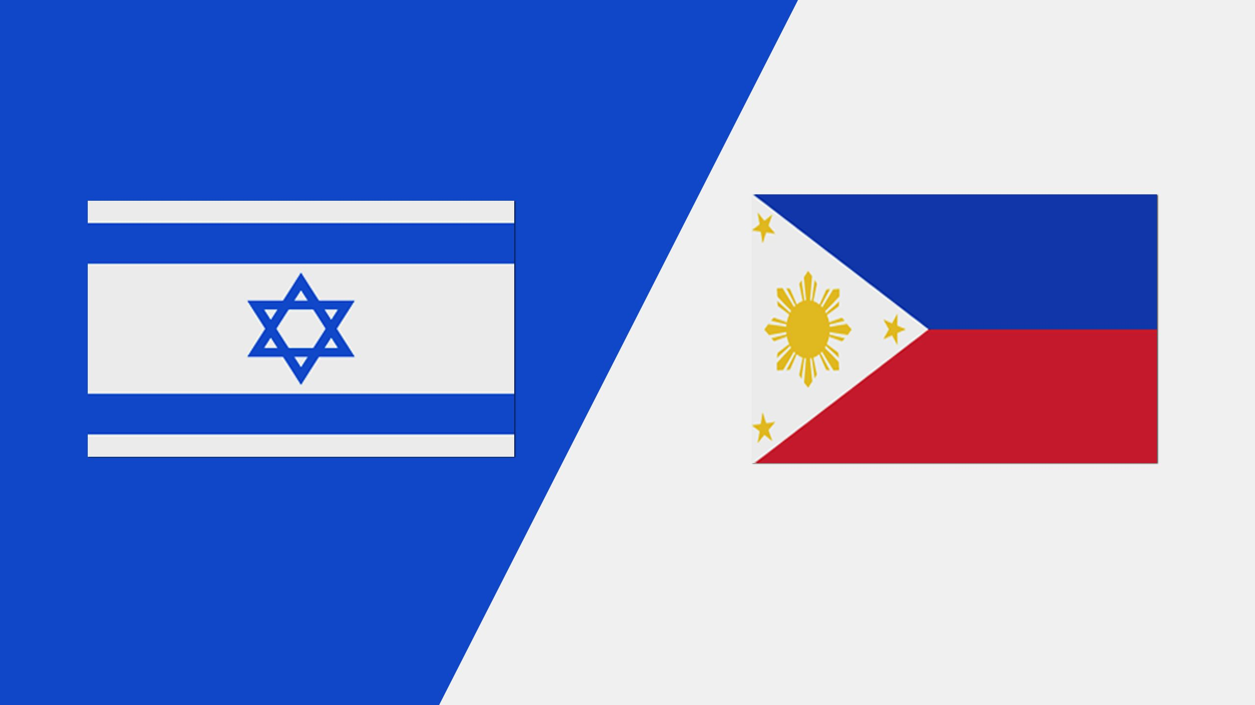 Israel vs. Philippines (2018 FIL World Lacrosse Championships)
