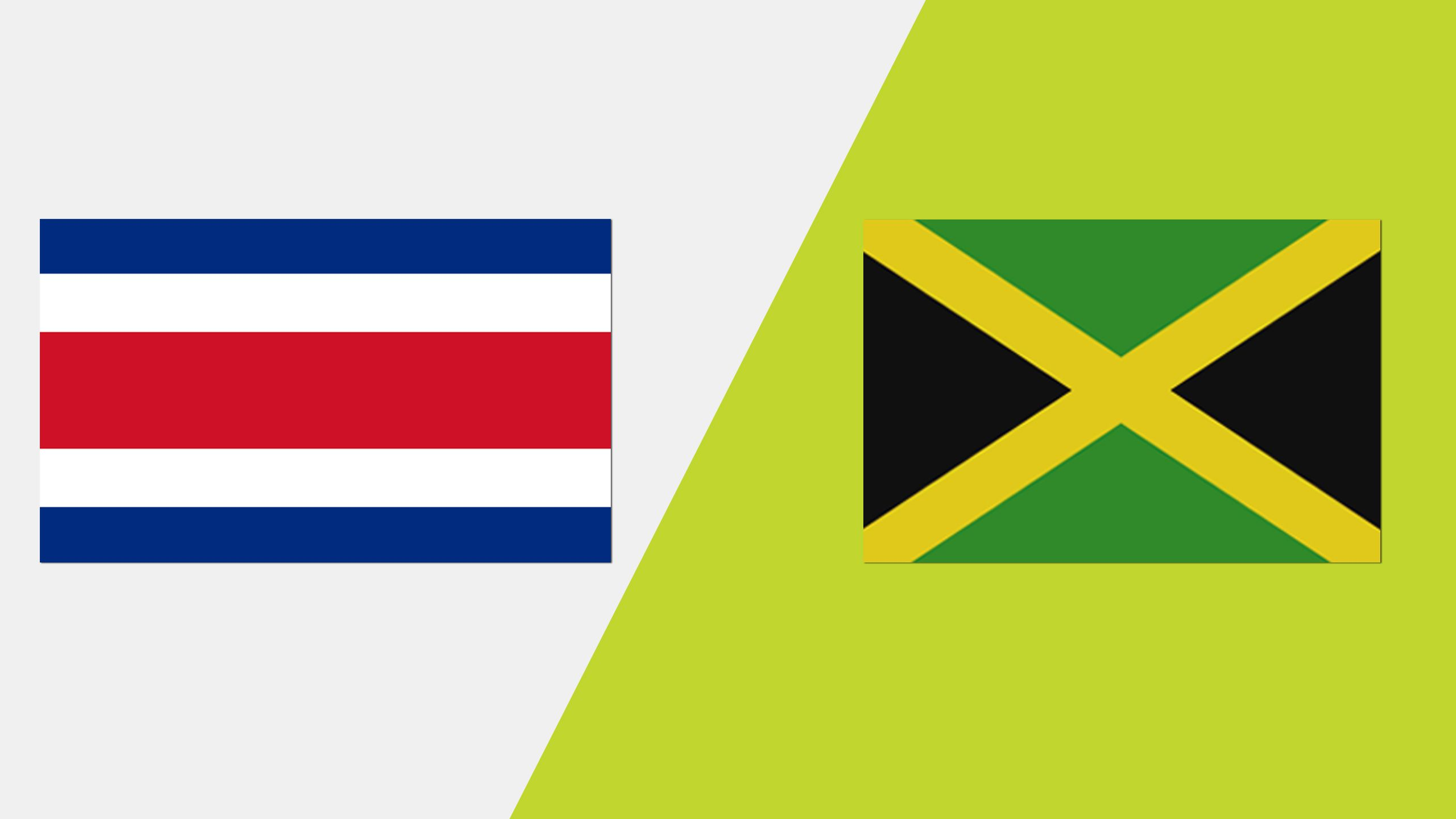 In Spanish - Costa Rica vs. Jamaica (Grupo A)