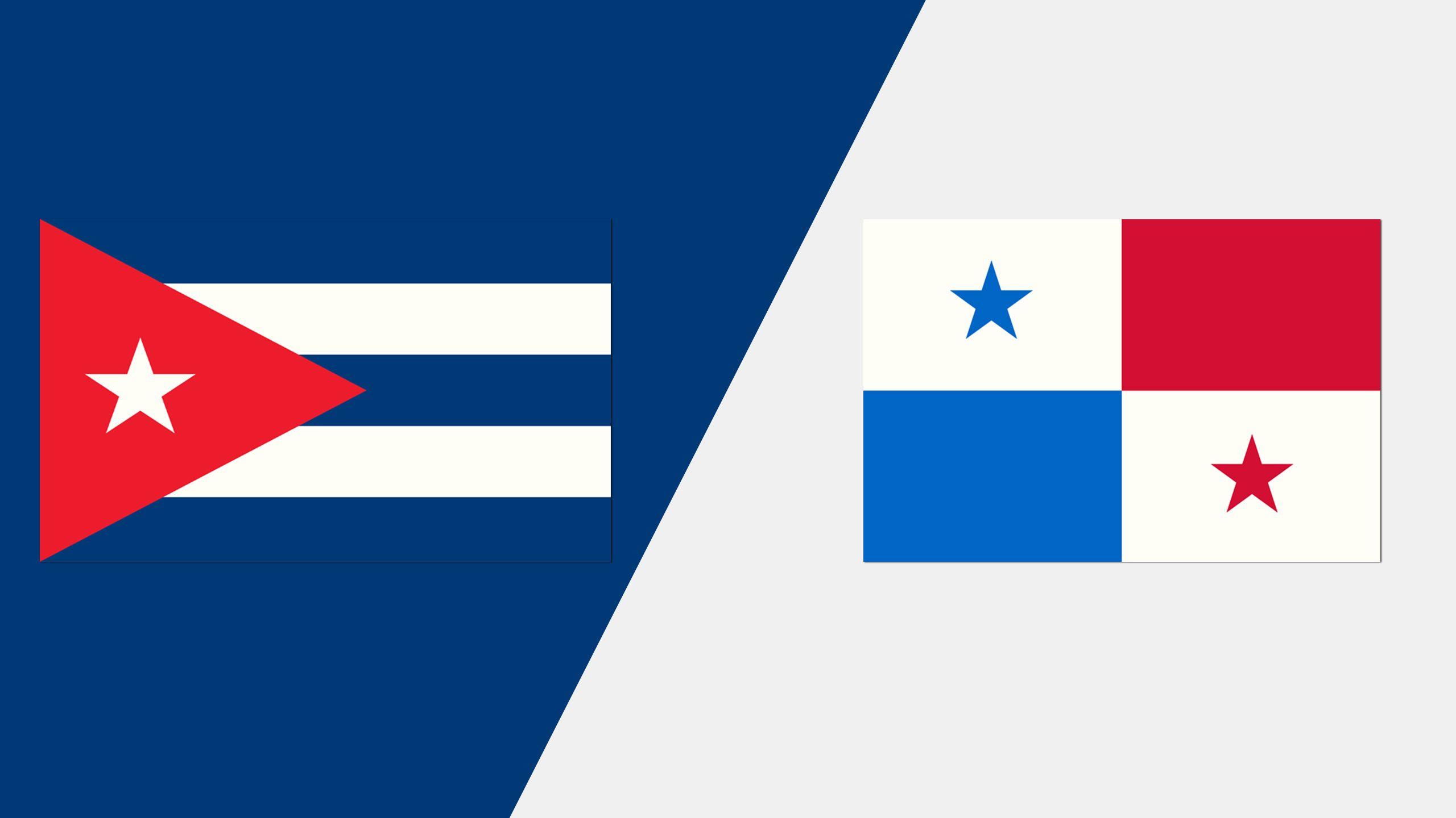 Cuba vs. Panama