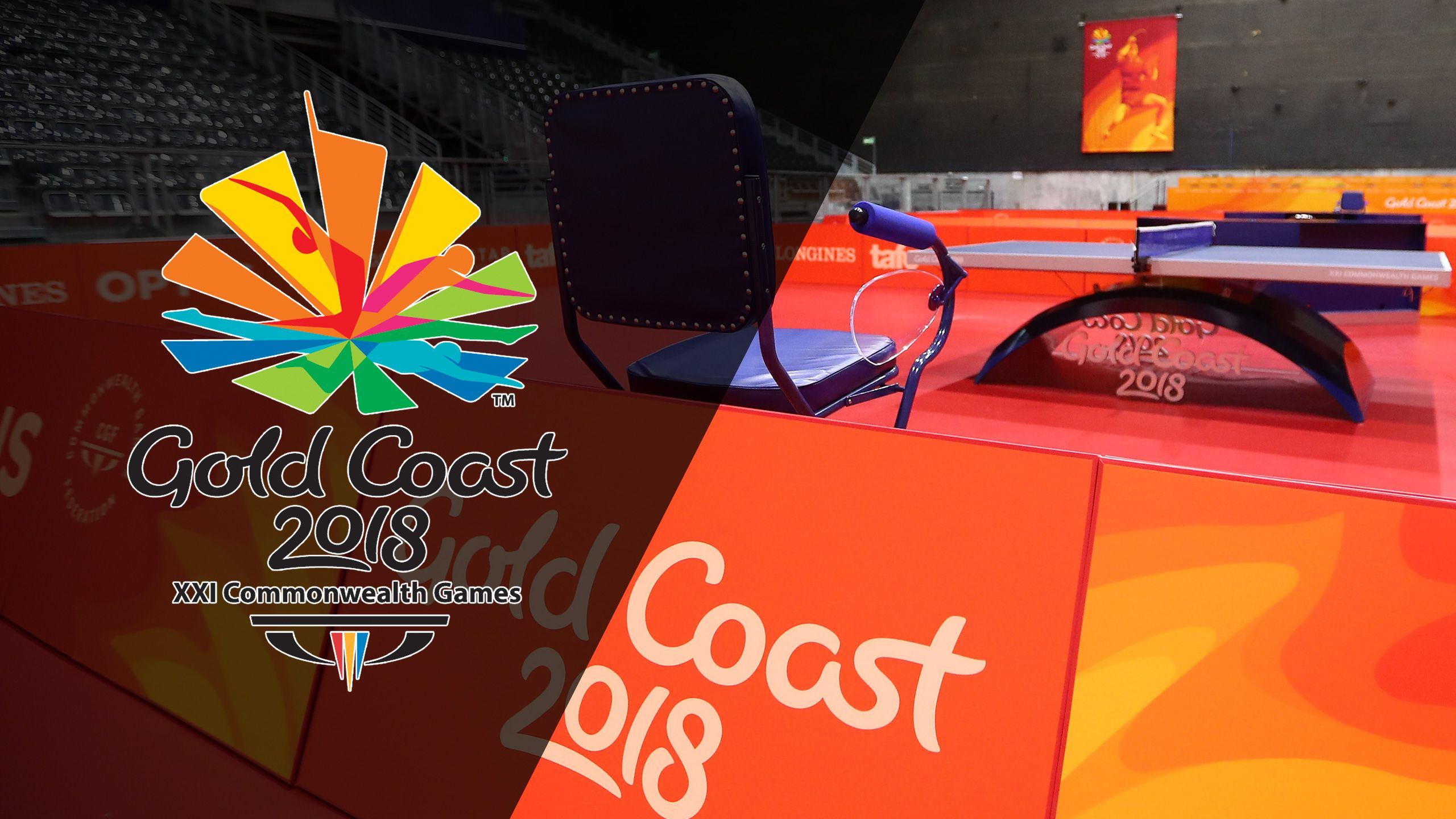 Table - Tennis (Commonwealth Games)