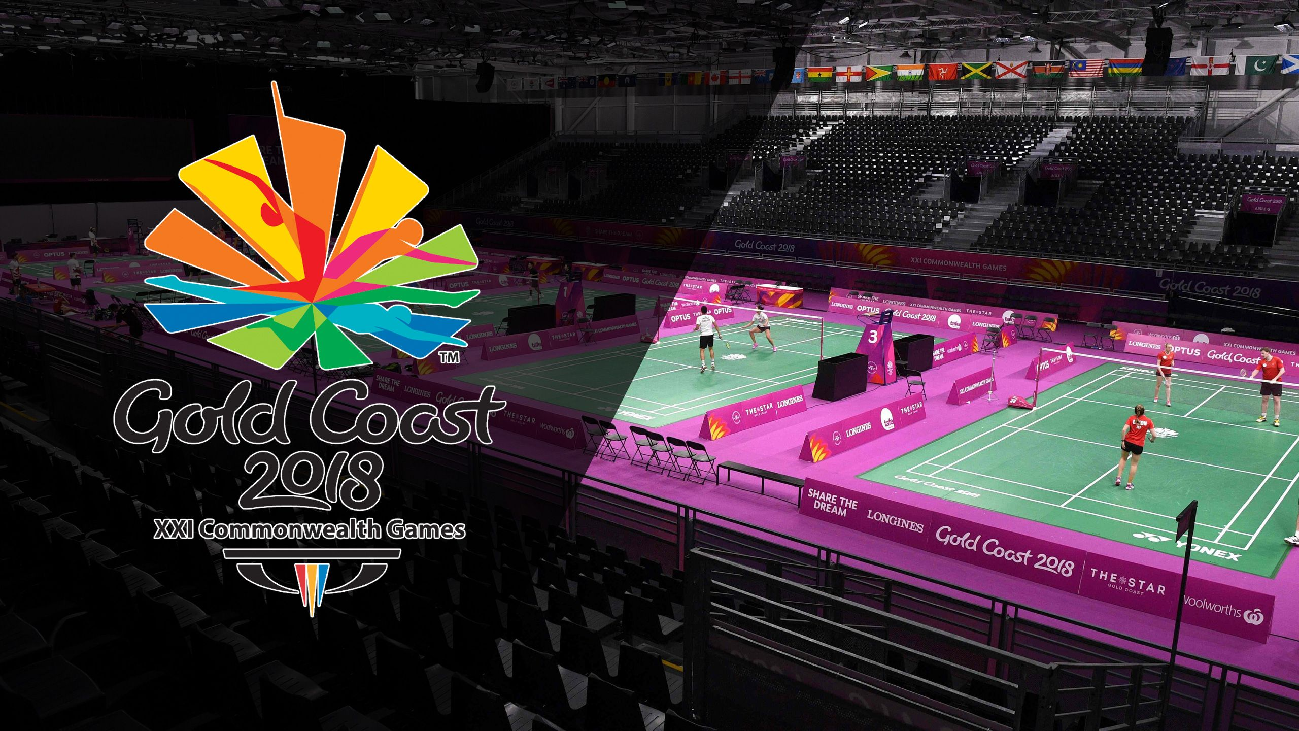 Badminton (Commonwealth Games) (Gold Medal Game)