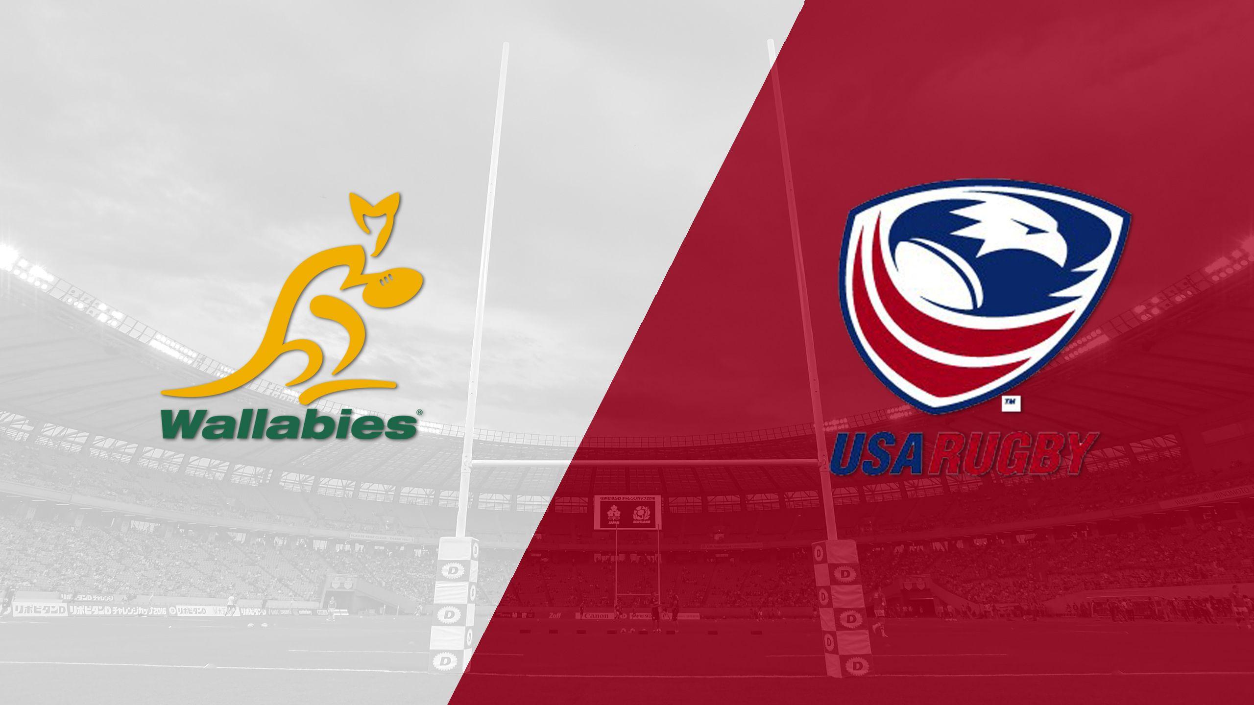 Australia vs. USA (World Rugby Sevens Series)