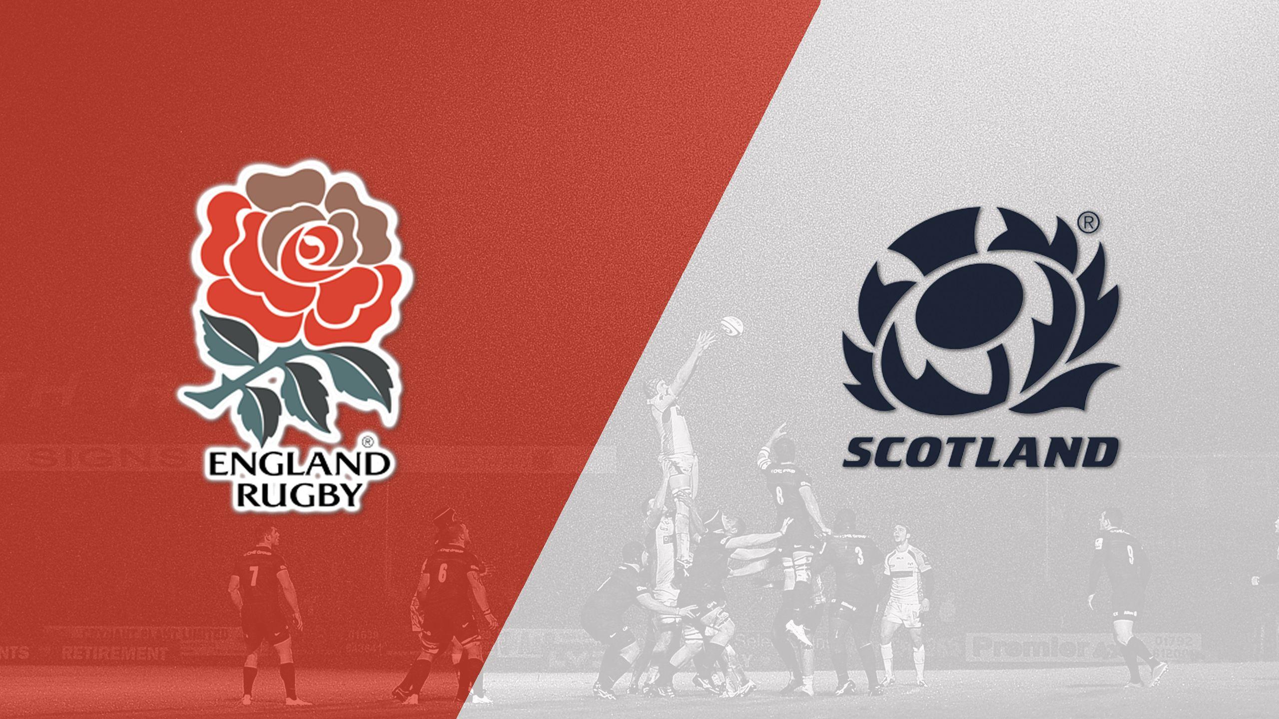 England vs. Scotland (World Rugby Sevens Series)