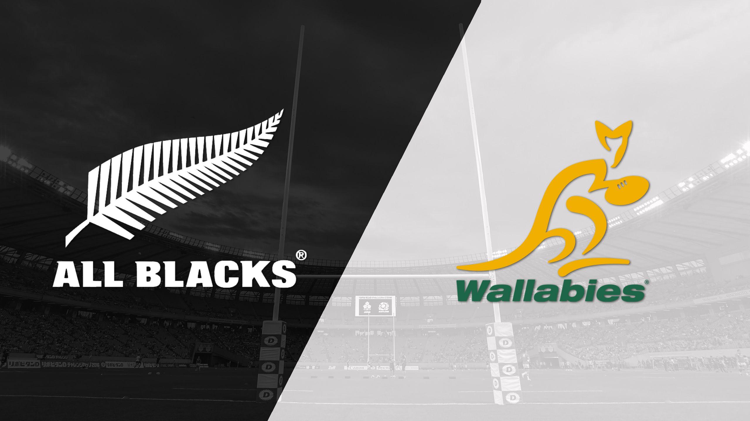 New Zealand vs. Australia (World Rugby Sevens Series)
