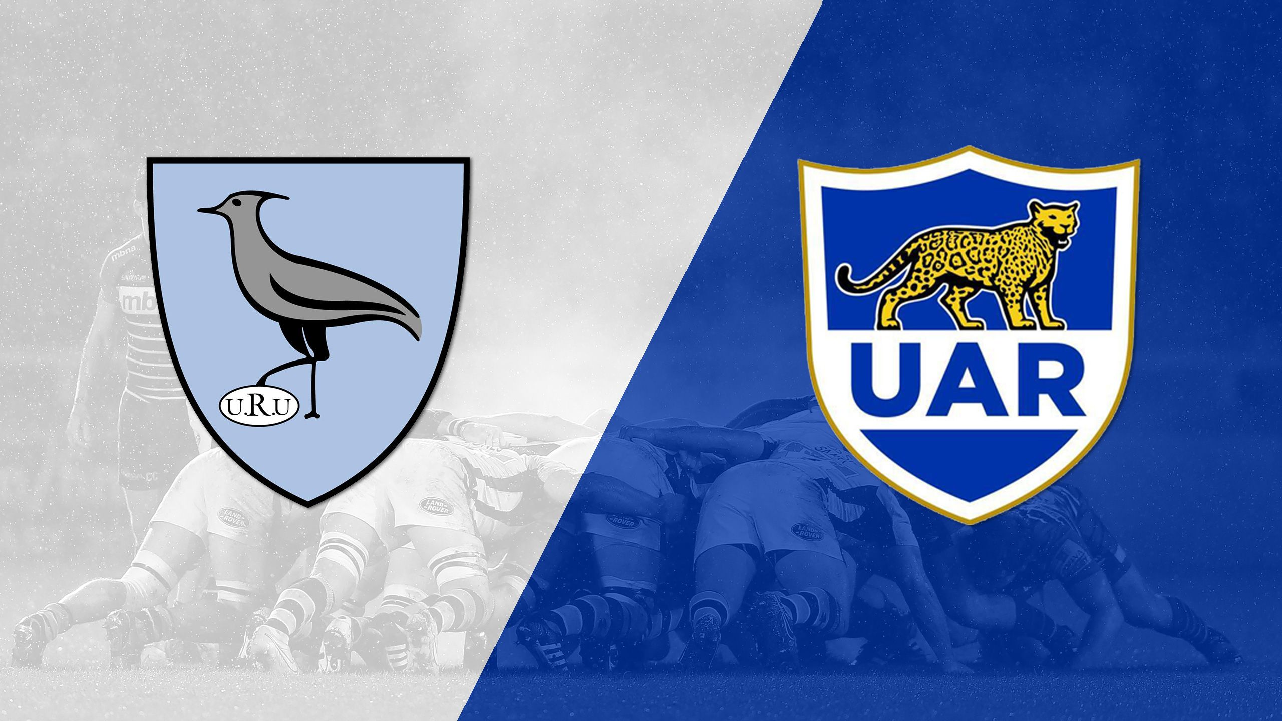 Uruguay vs. Argentina (Americas Rugby Championship)