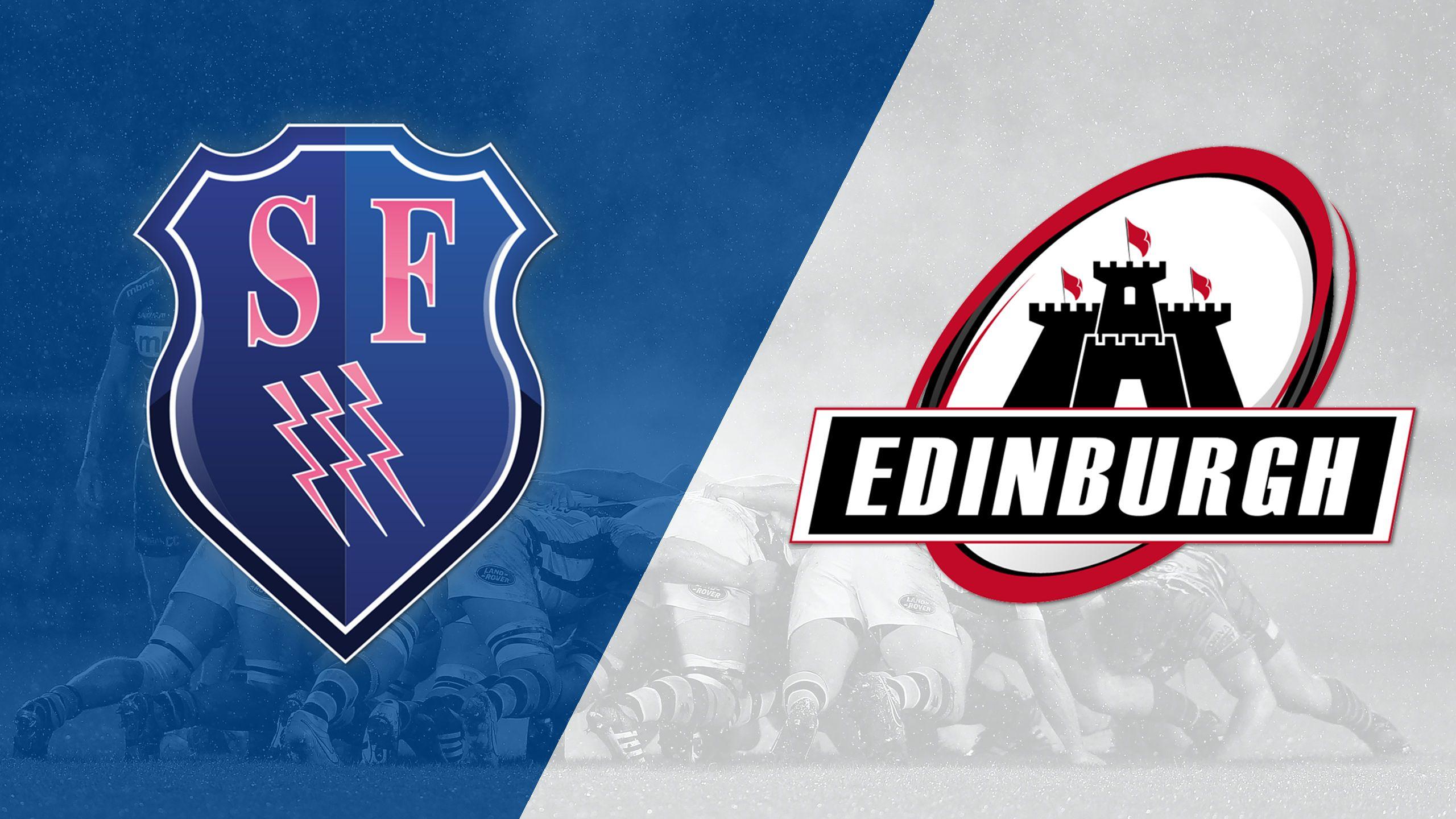 Stade Francais vs. Edinburgh (Round 6) (European Challenge Cup)