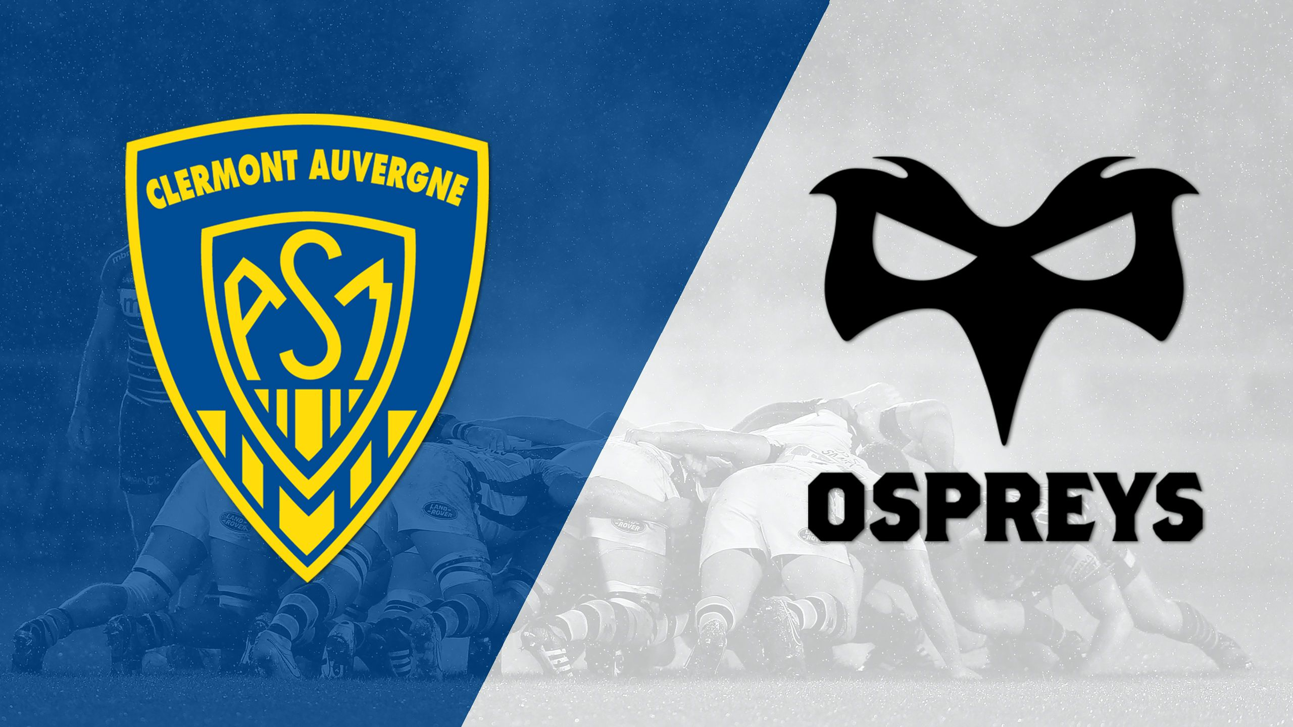Asm Clermont Auvergne vs. Ospreys (Round 6) (European Champions Cup)