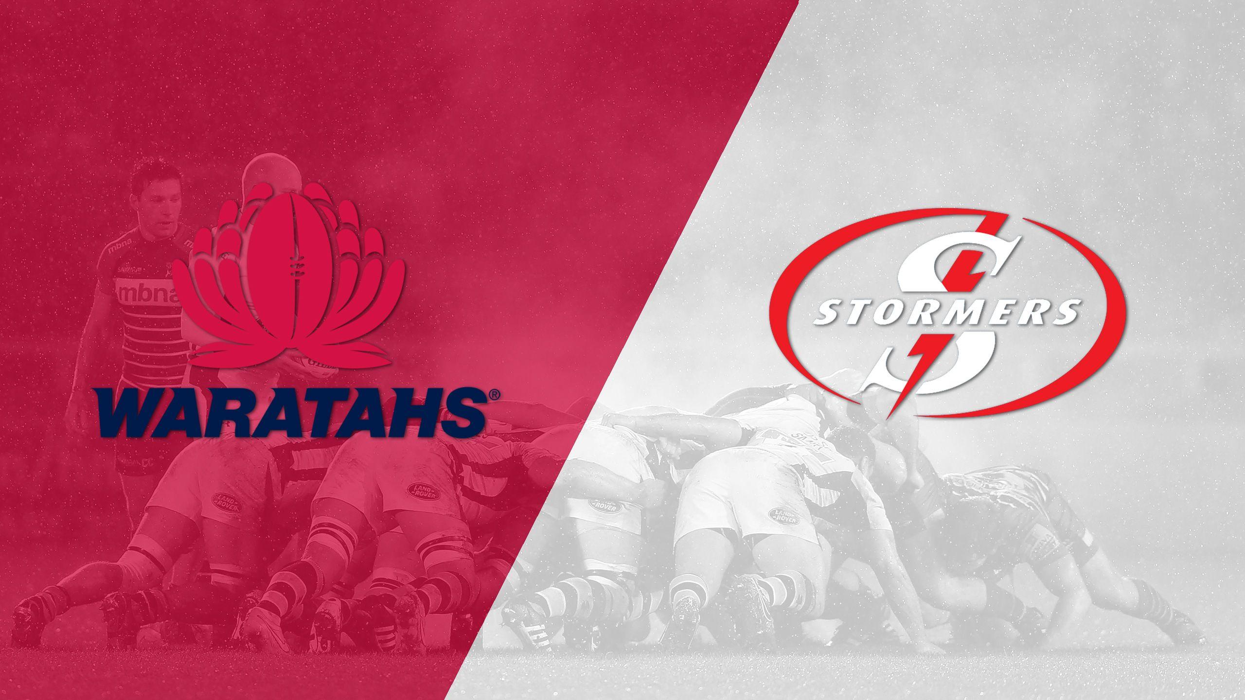 Waratahs vs. Stormers (Round 2) (Super Rugby)
