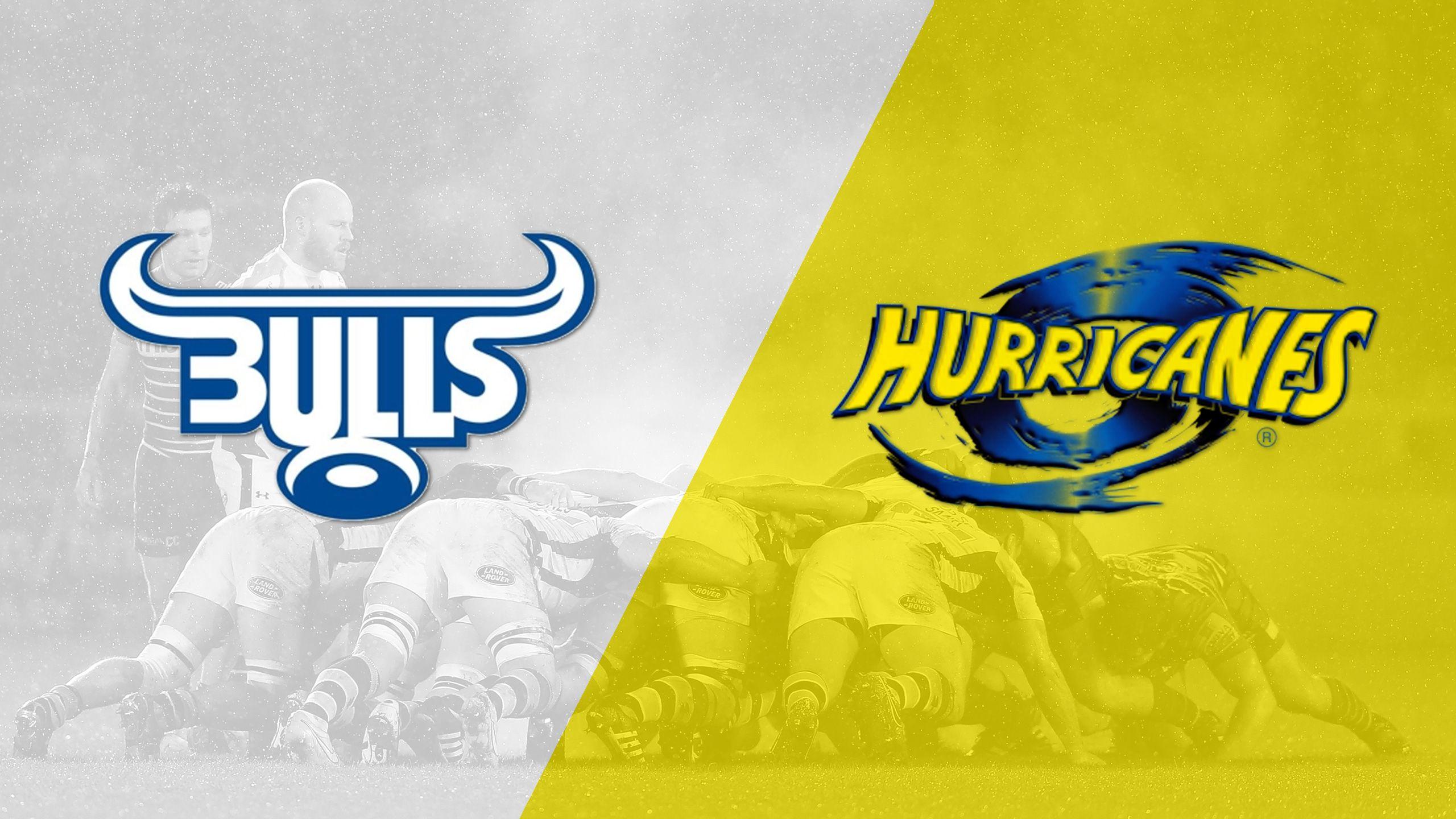 Bulls vs. Hurricanes (Round 2) (Super Rugby)
