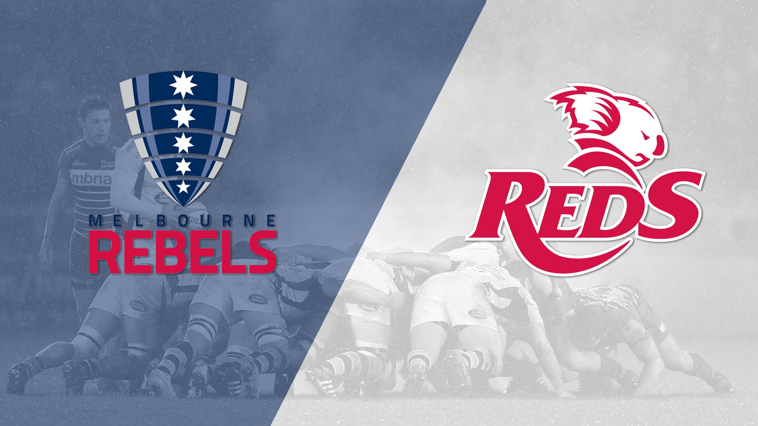 Rebels vs. Reds (Round 2) (Super Rugby)