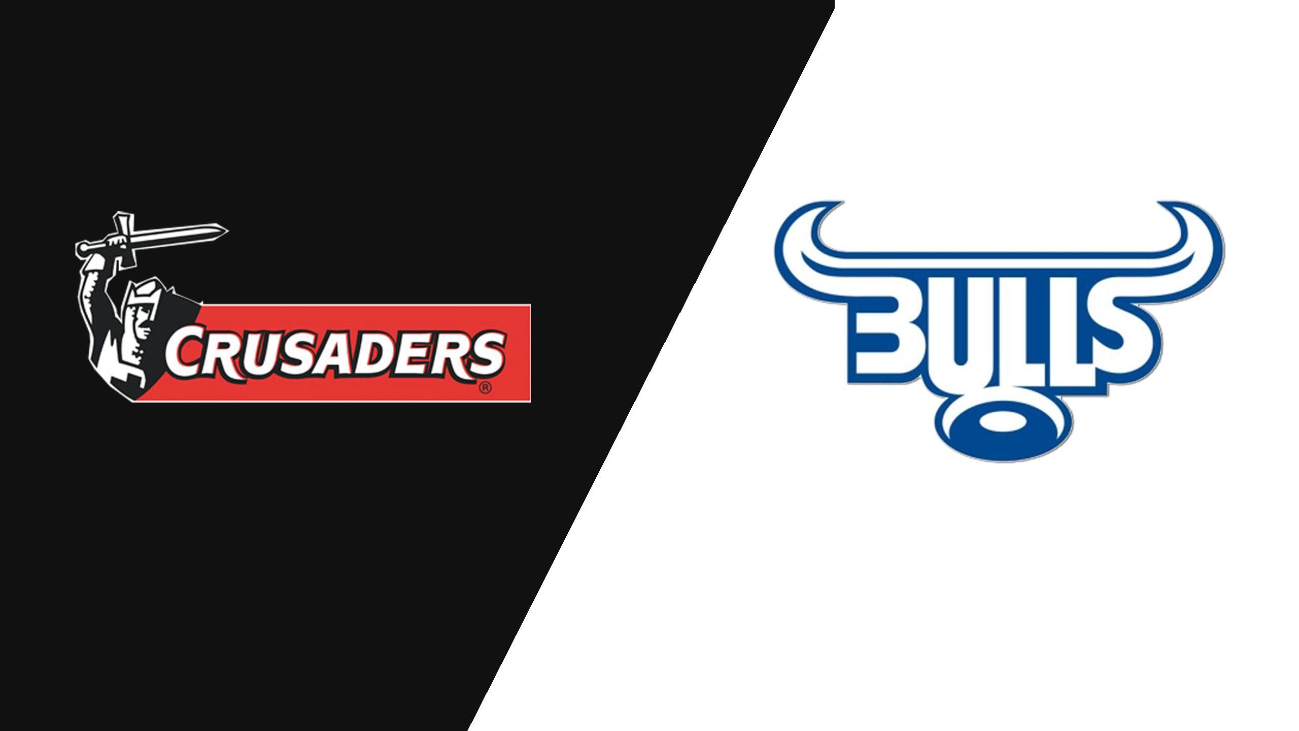 Crusaders vs. Bulls (Super Rugby)