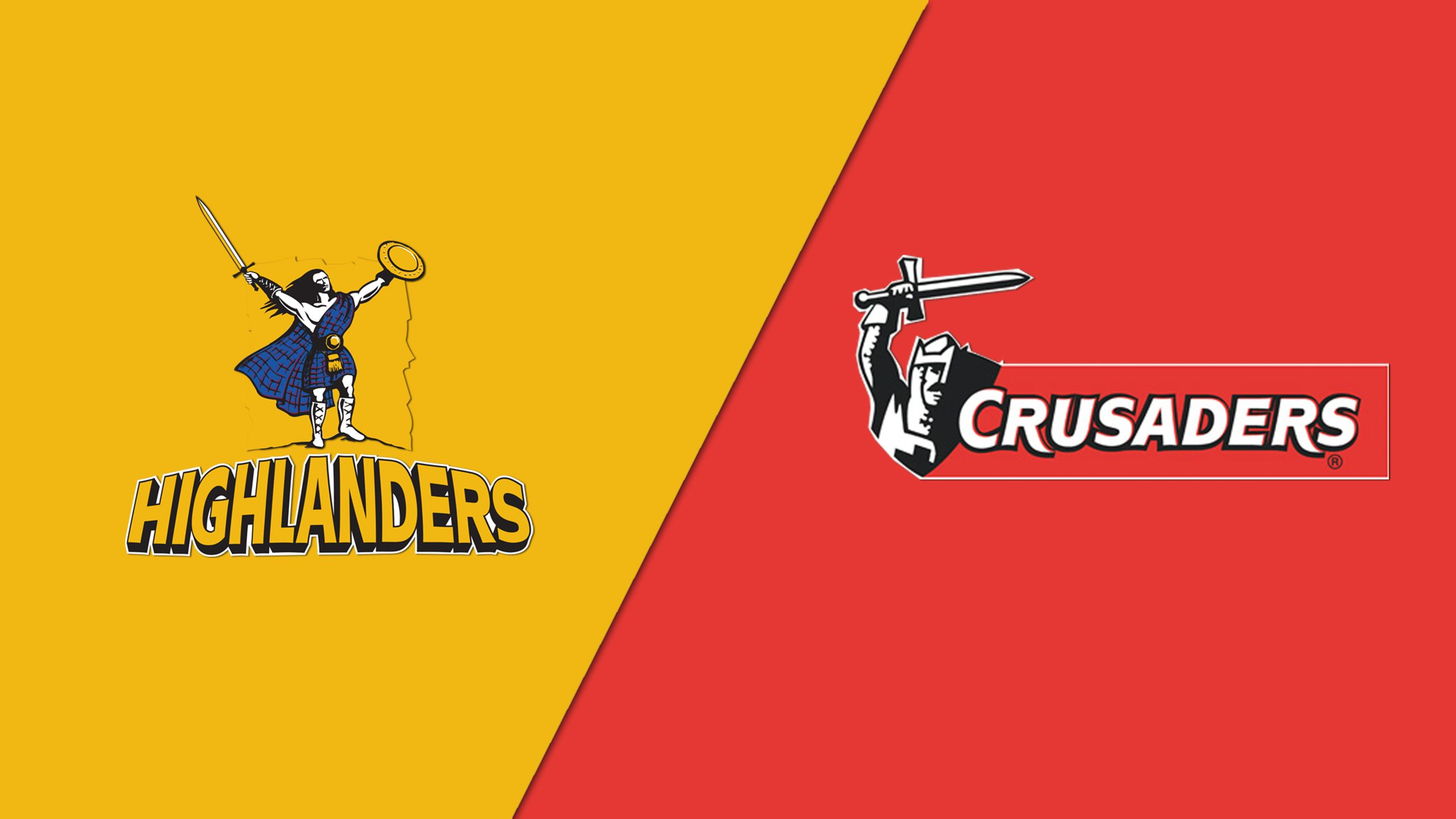 Highlanders vs. Crusaders (Super Rugby)
