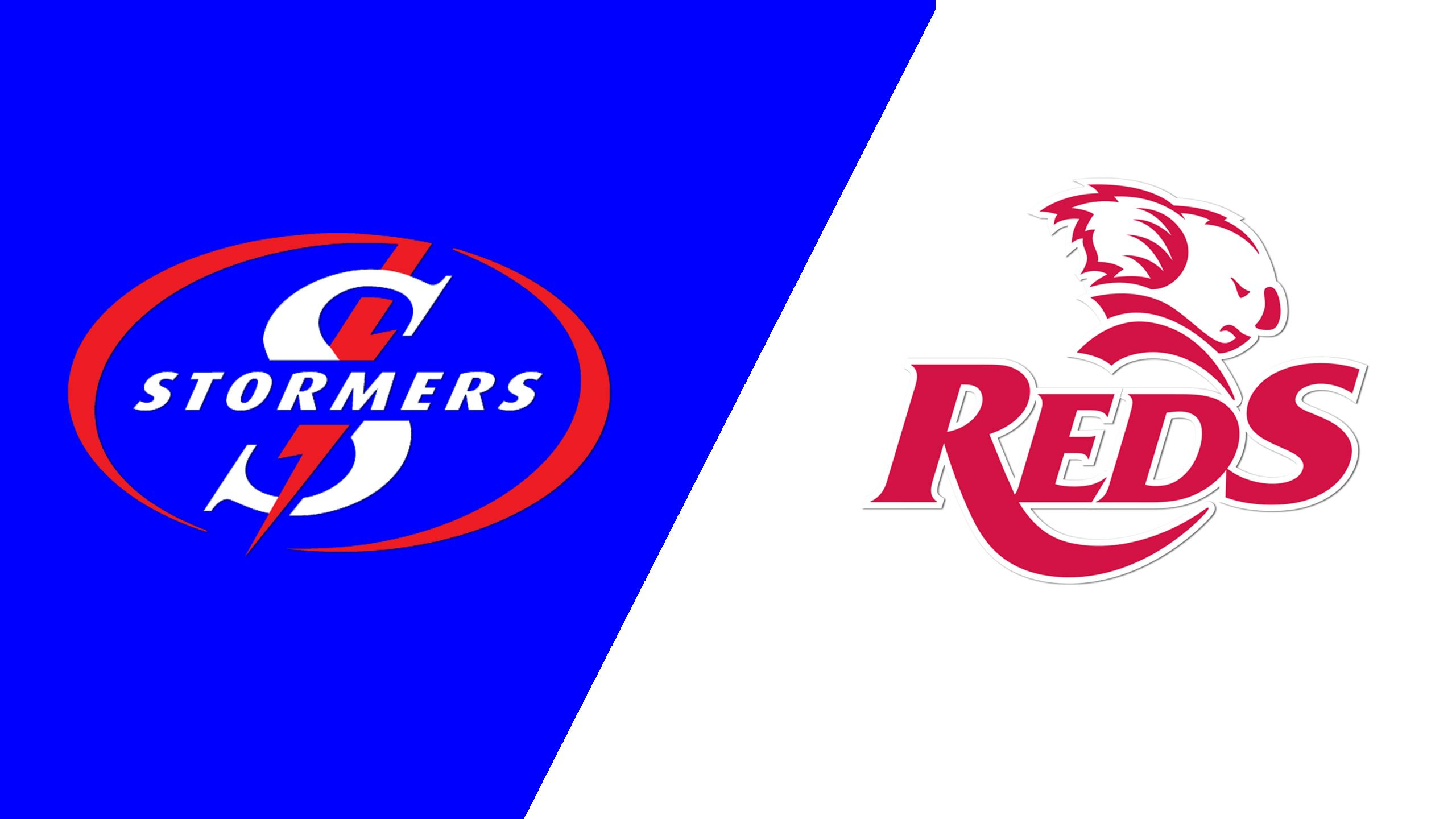 Stormers vs. Reds (Super Rugby)