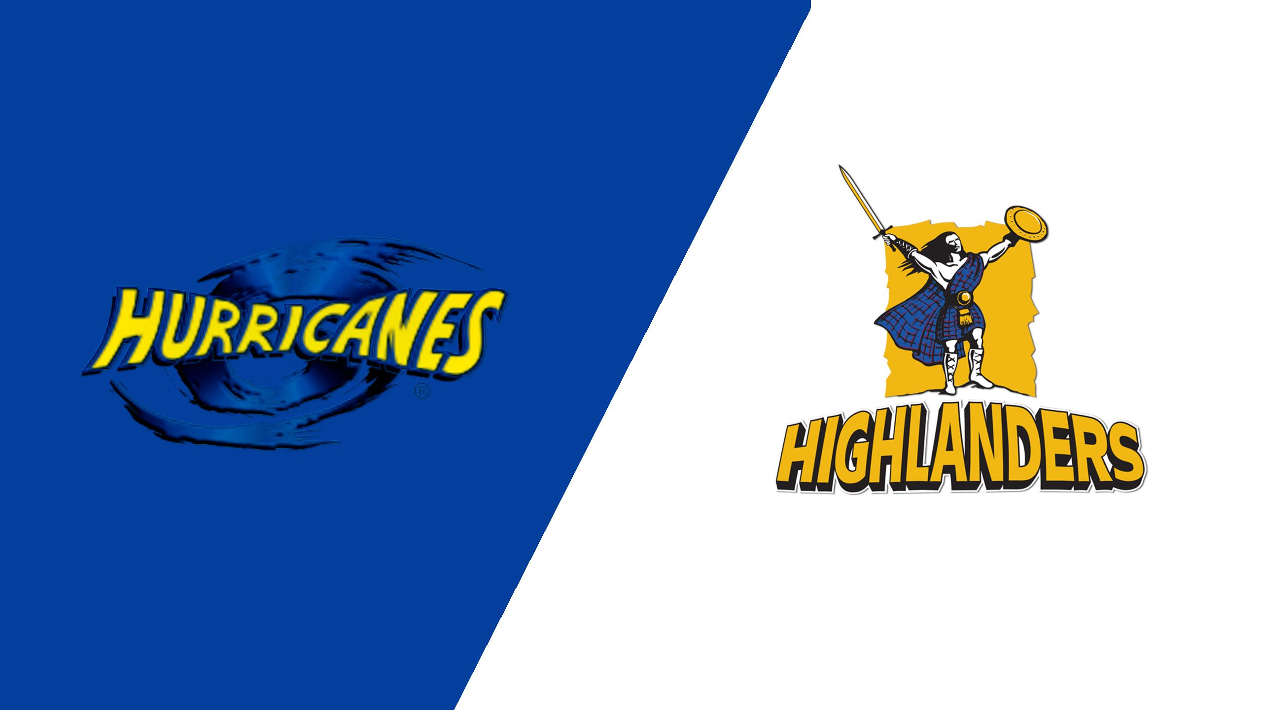 Hurricanes vs. Highlanders (Super Rugby)
