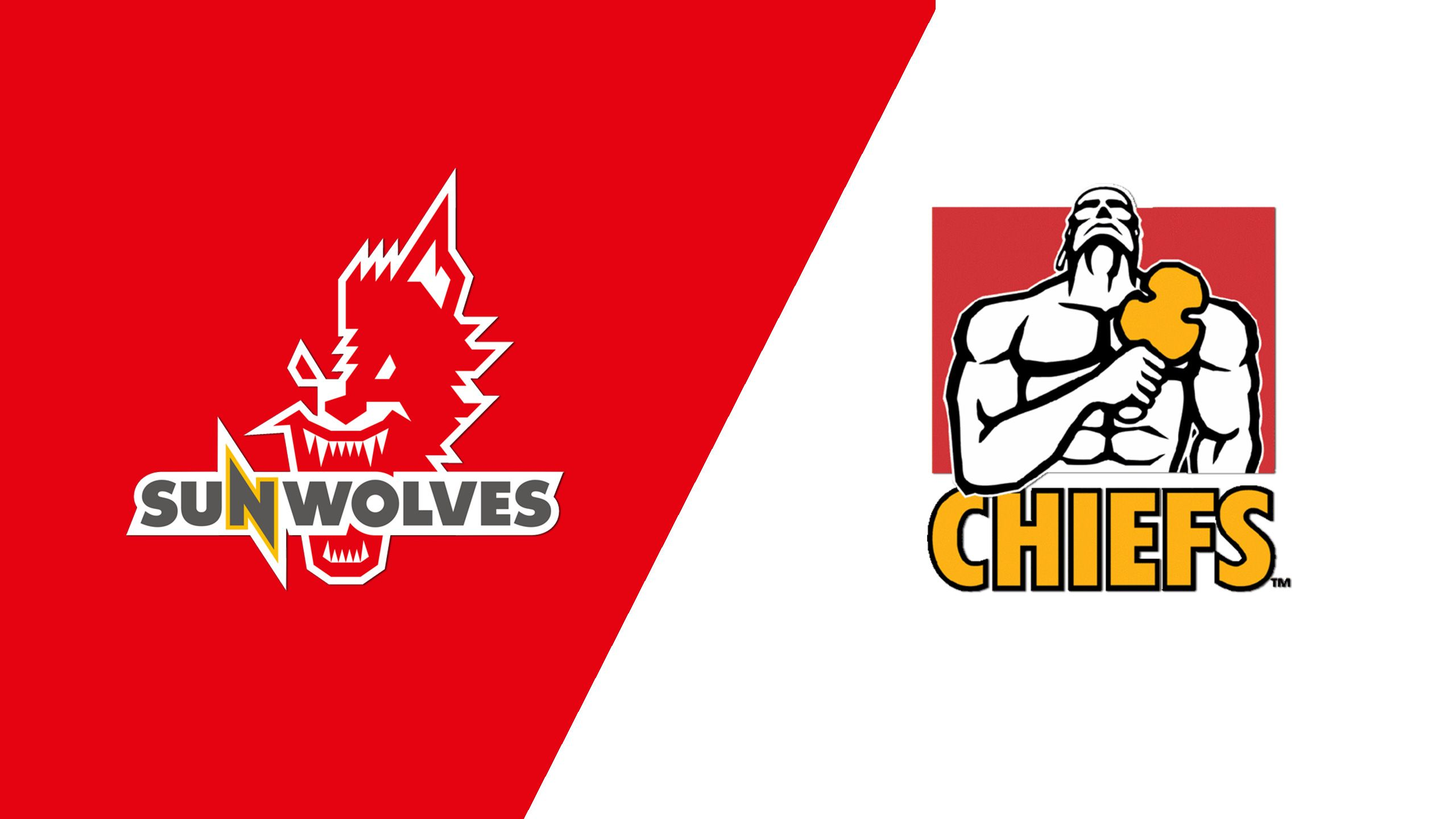 Sunwolves vs. Chiefs (Super Rugby)