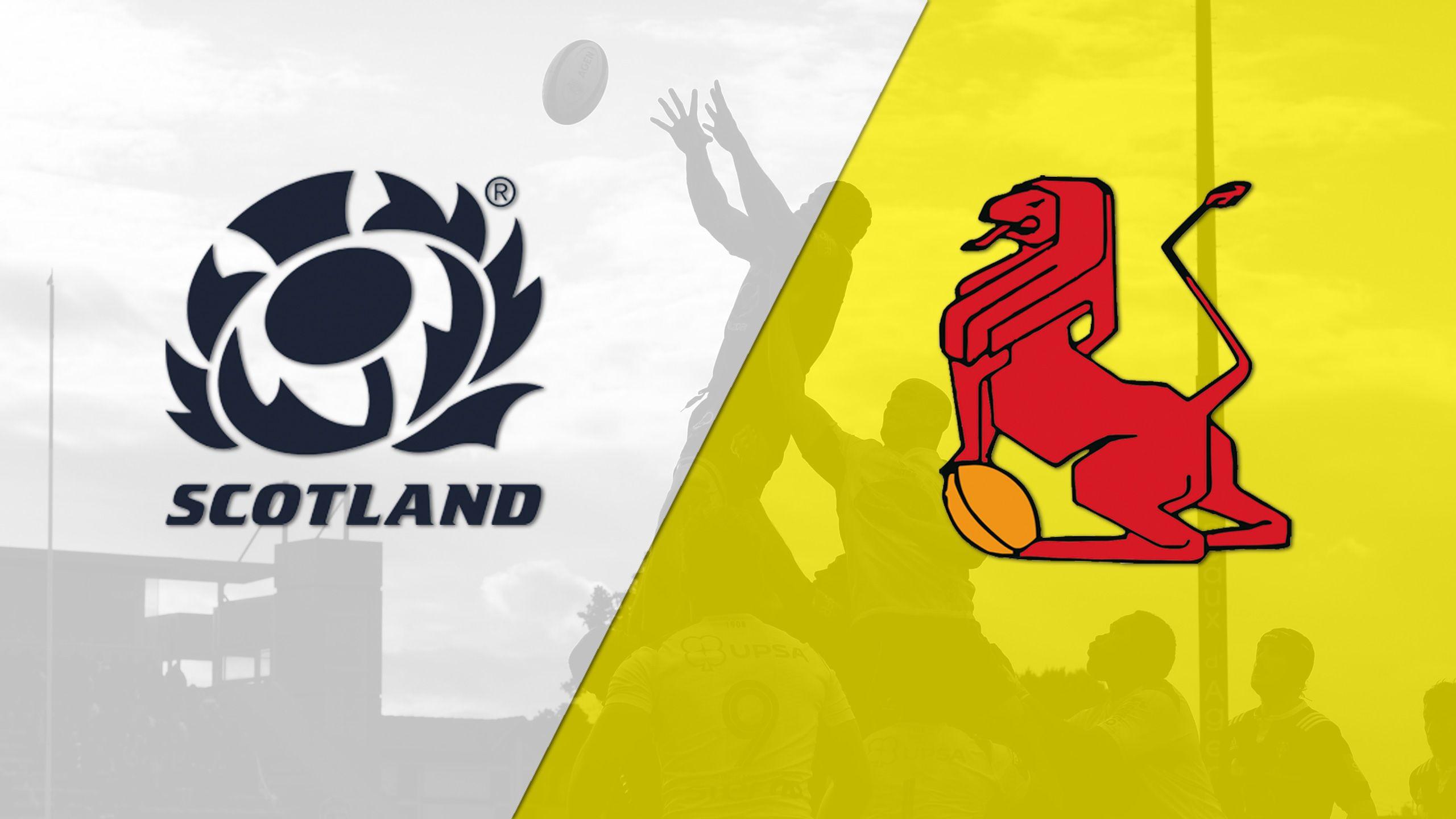 Scotland vs. Spain (World Rugby Sevens Series)