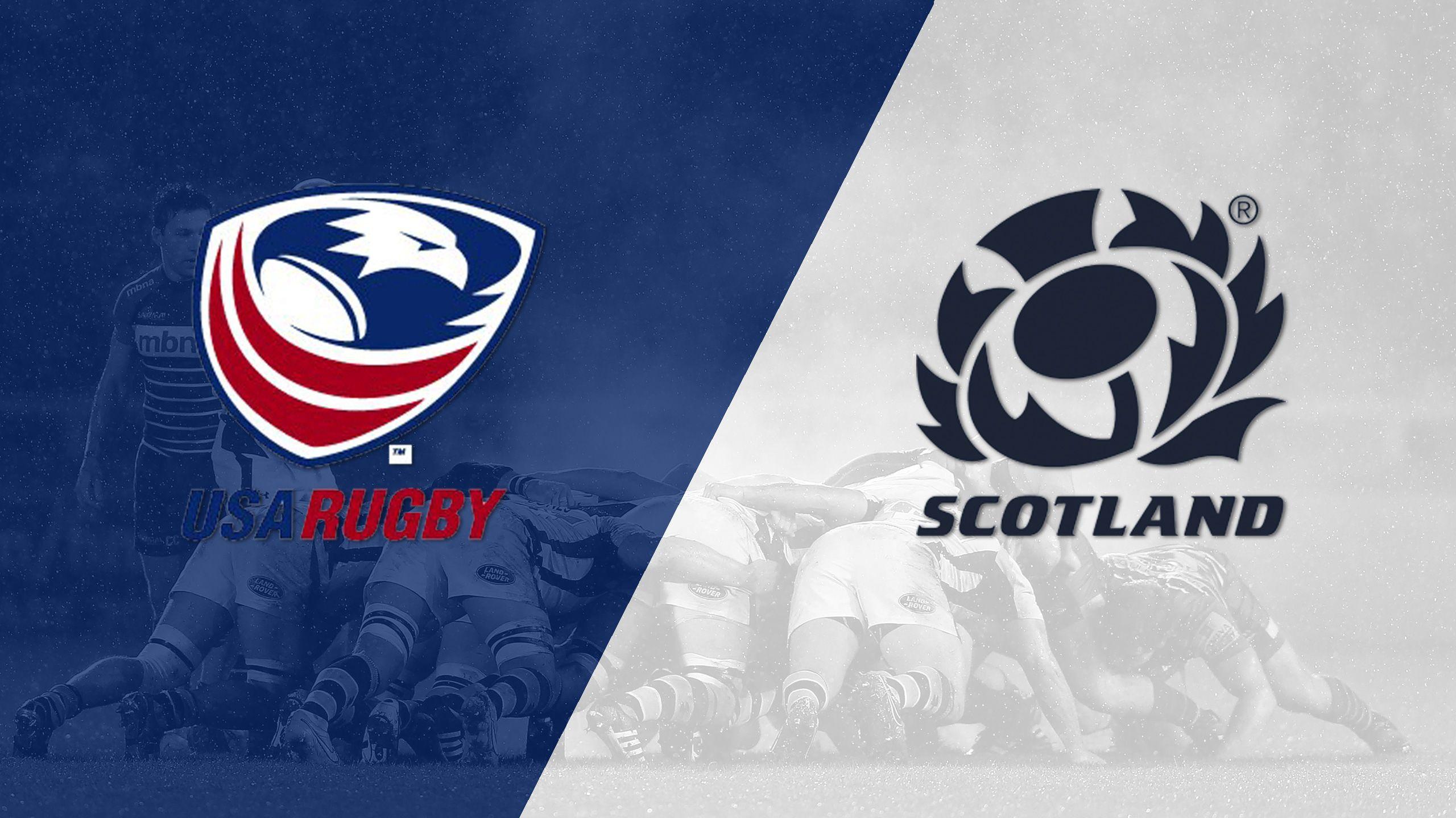 USA vs. Scotland (World Rugby Sevens Series)