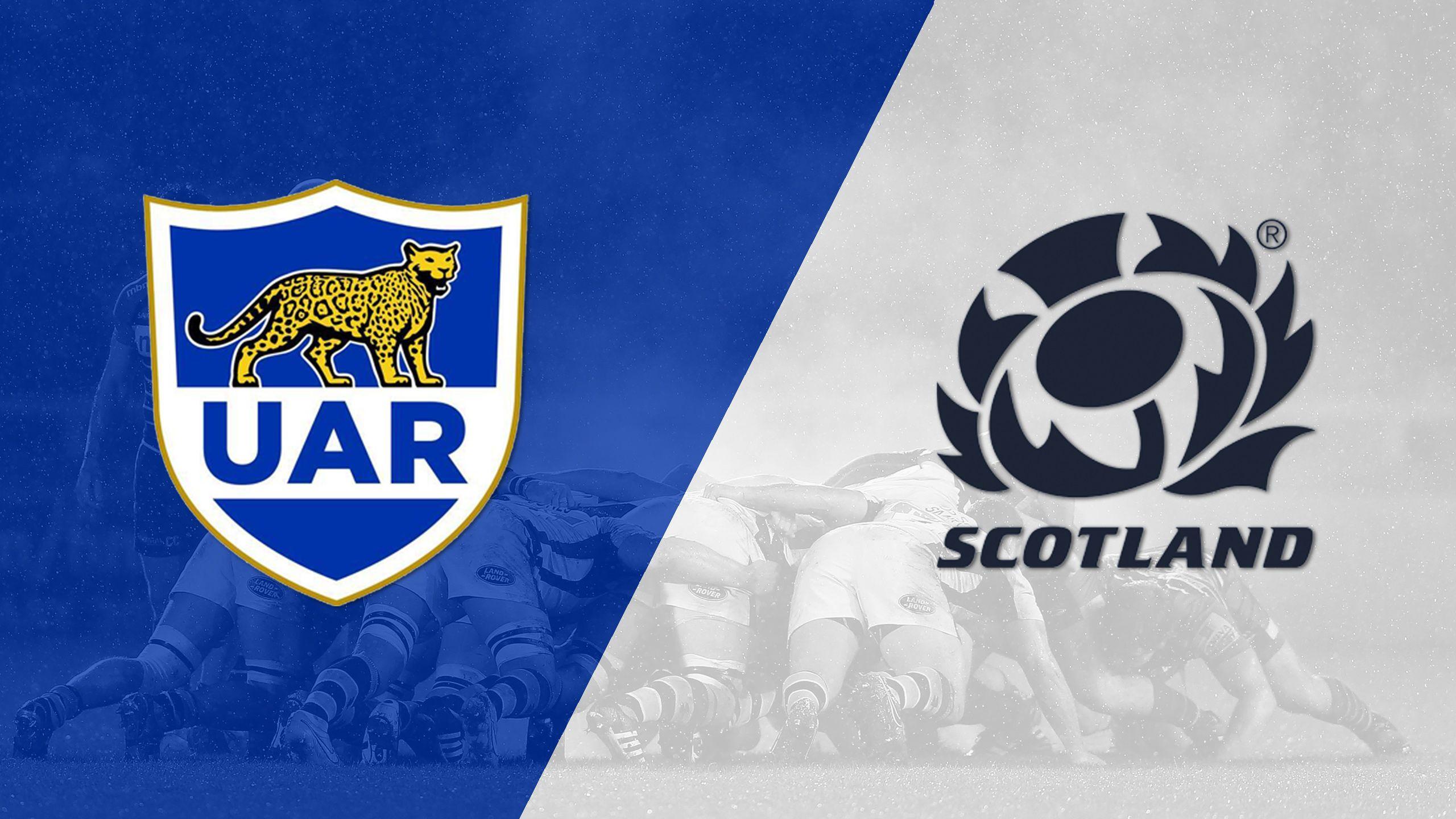 Argentina vs. Scotland (World Rugby Sevens Series)
