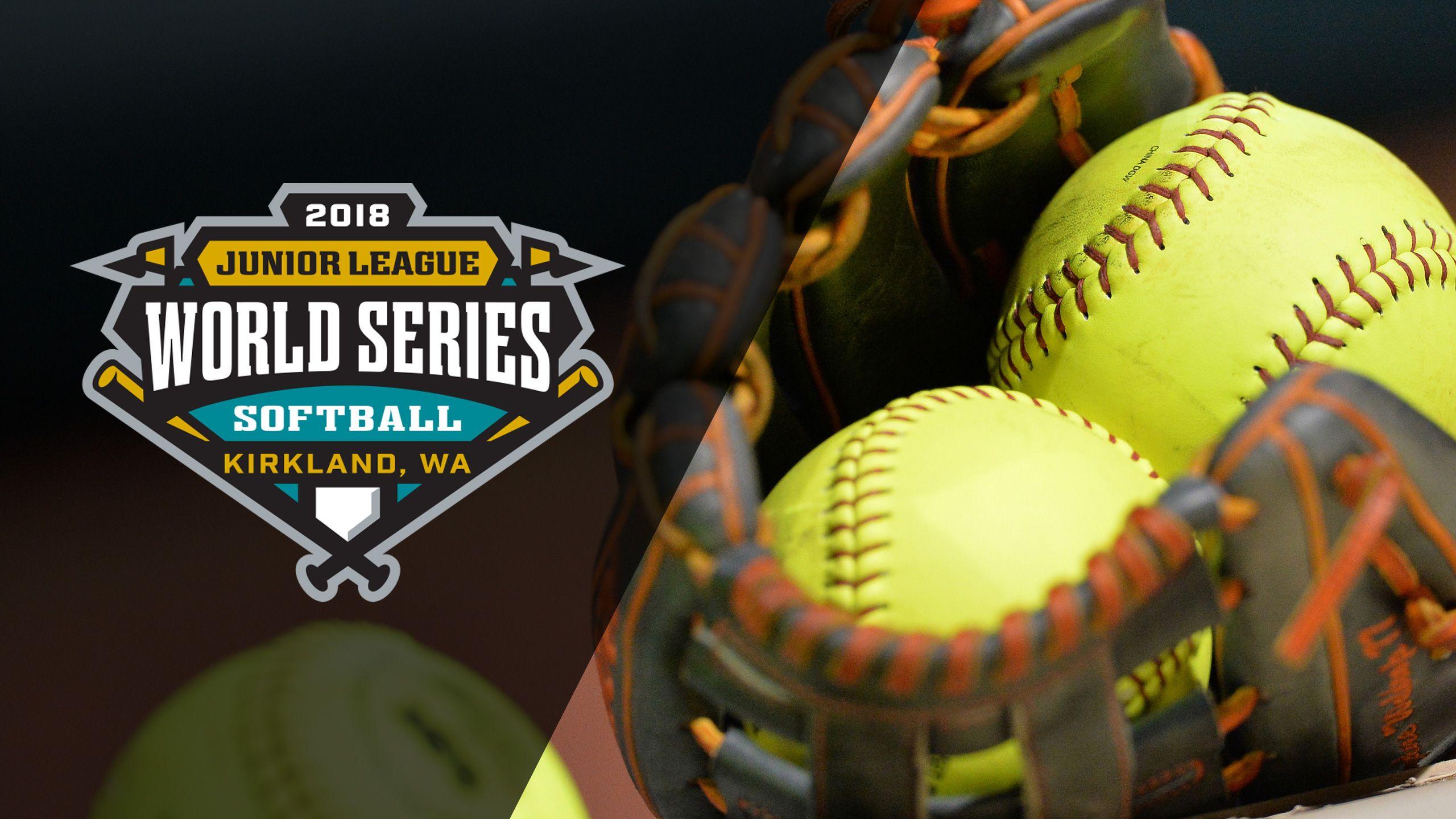 Smithville, Texas vs. Santa Clara, Utah (Championship) (Junior League Softball World Series)