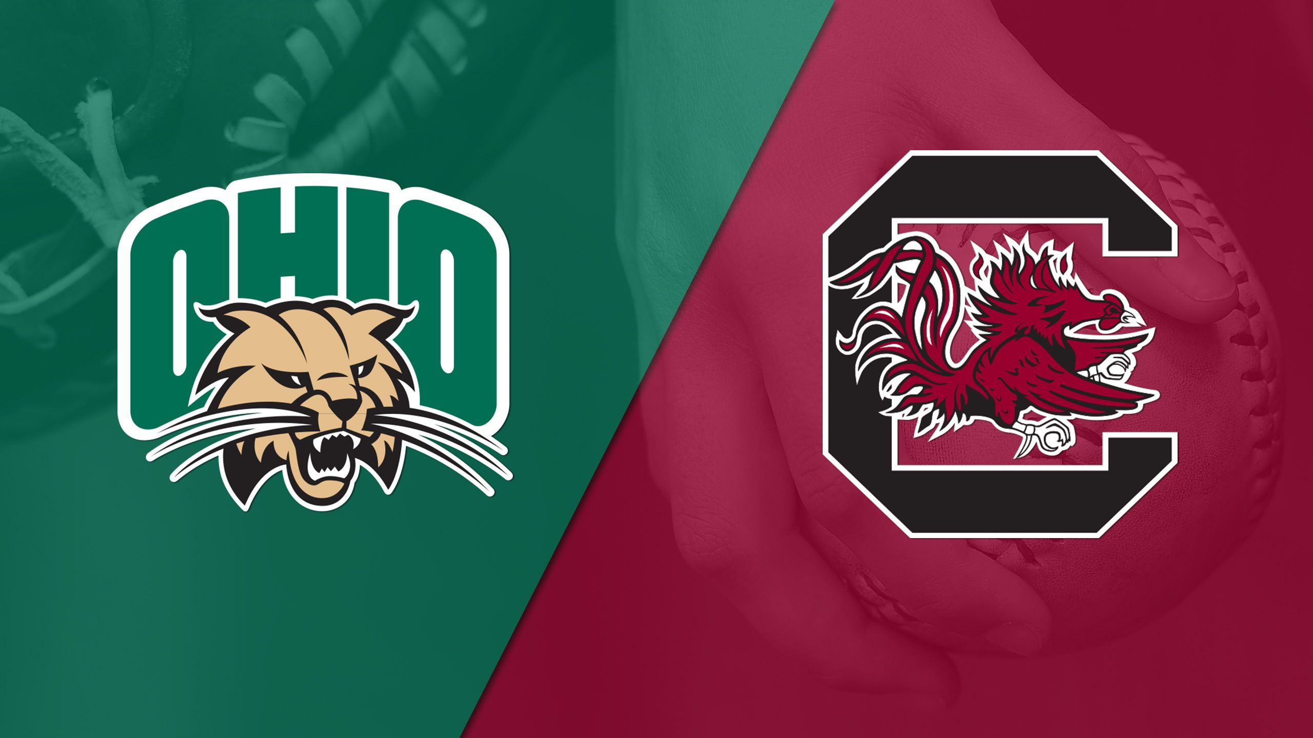 Ohio vs. South Carolina (Softball)