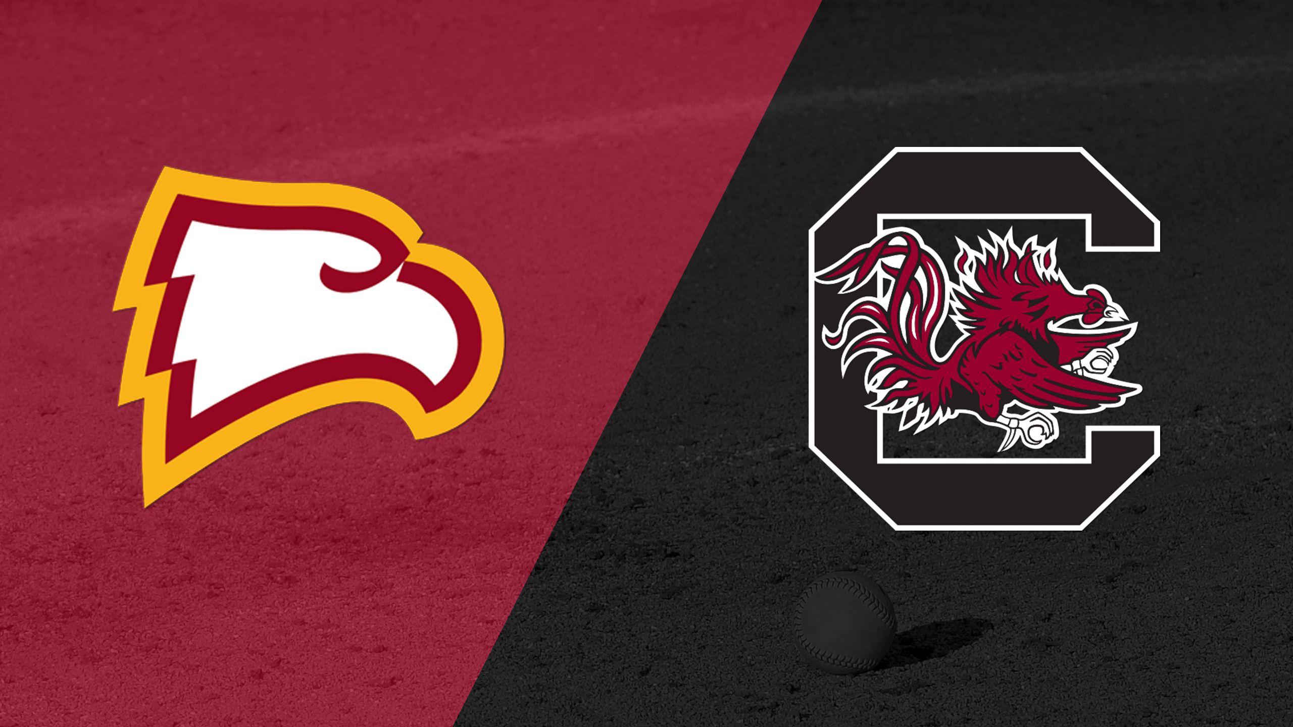Winthrop vs. South Carolina (Softball)