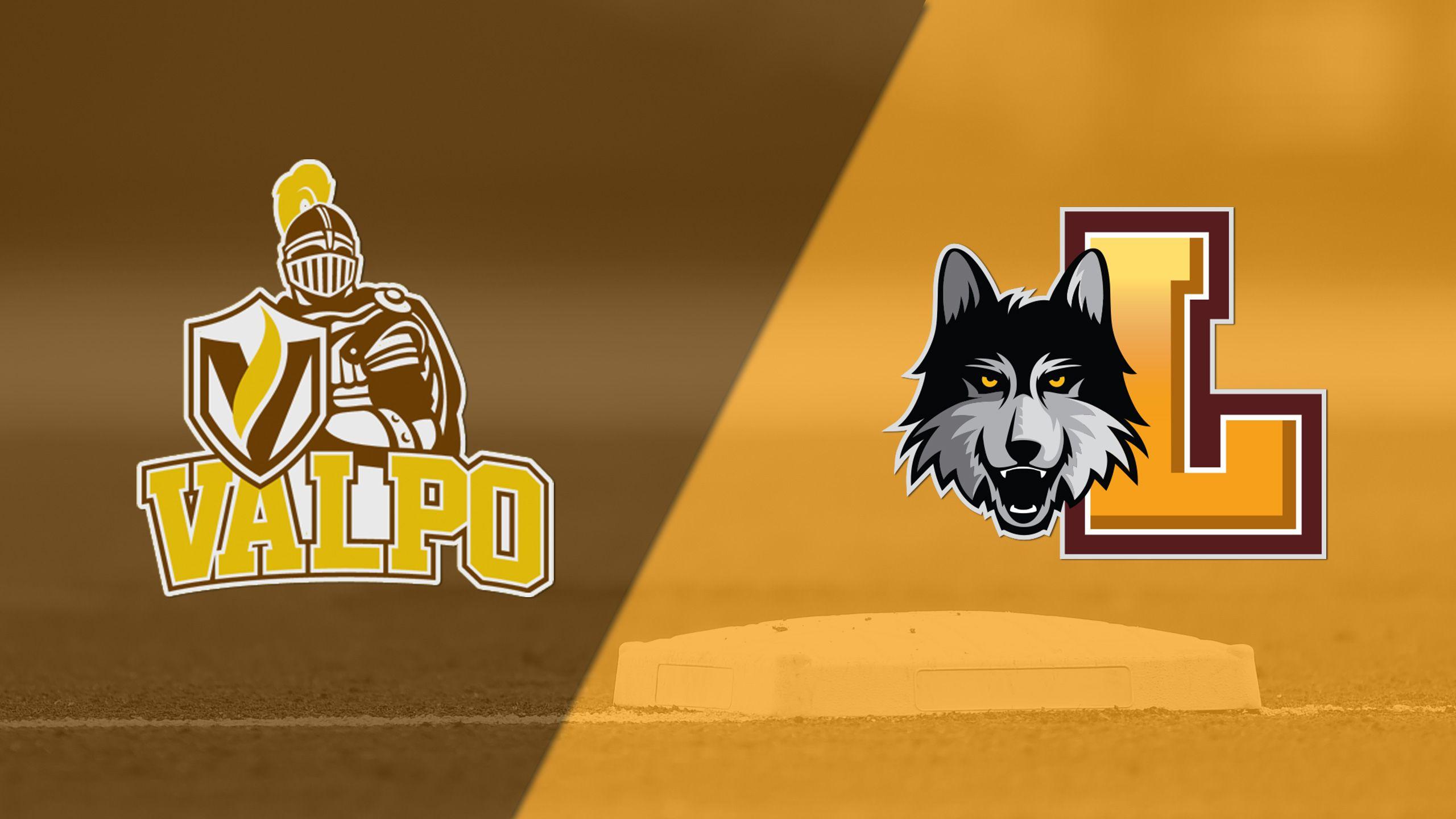 Valparaiso vs. Loyola (IL) (Softball)