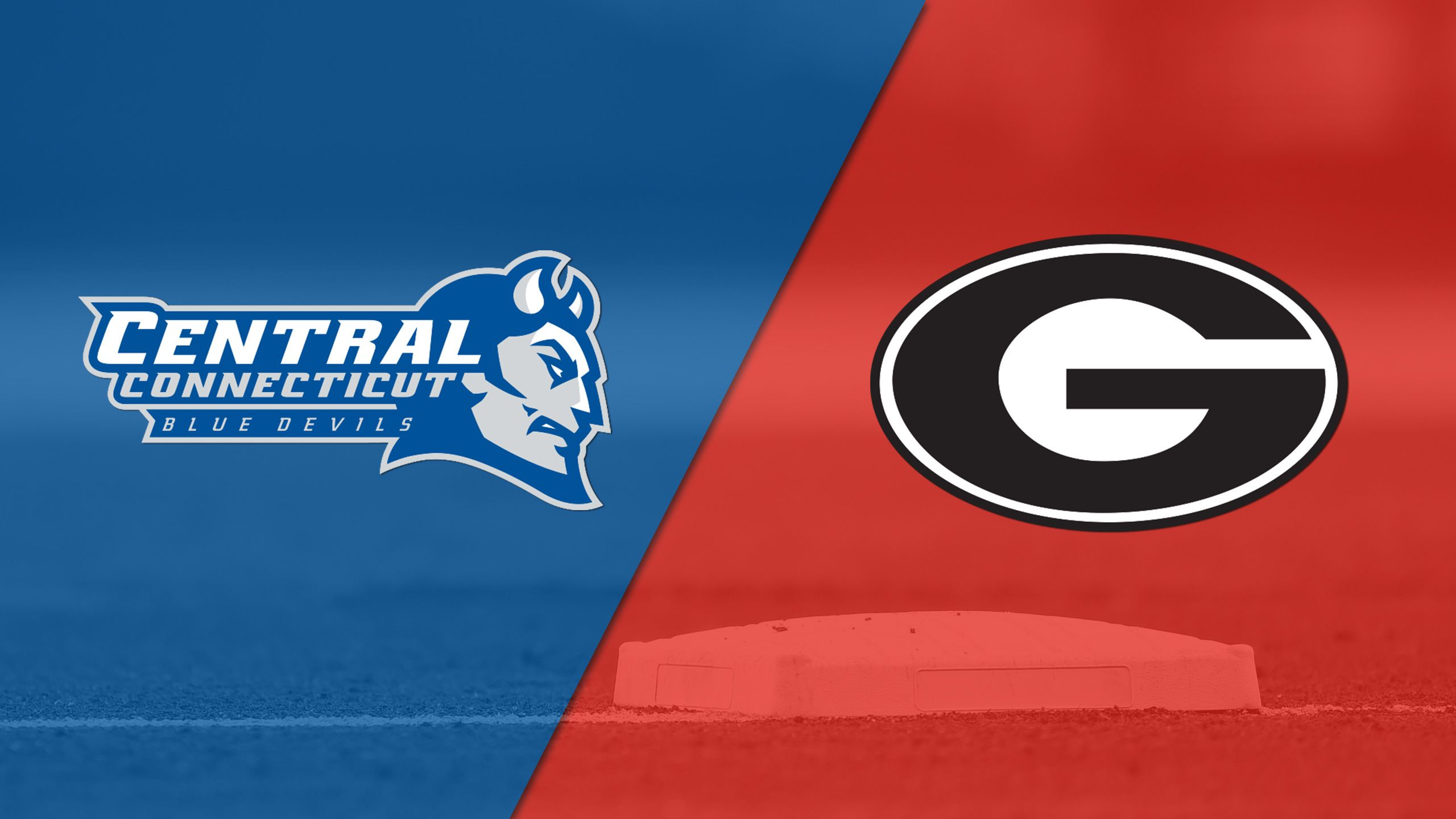 Central Connecticut State vs. #17 Georgia (Softball)
