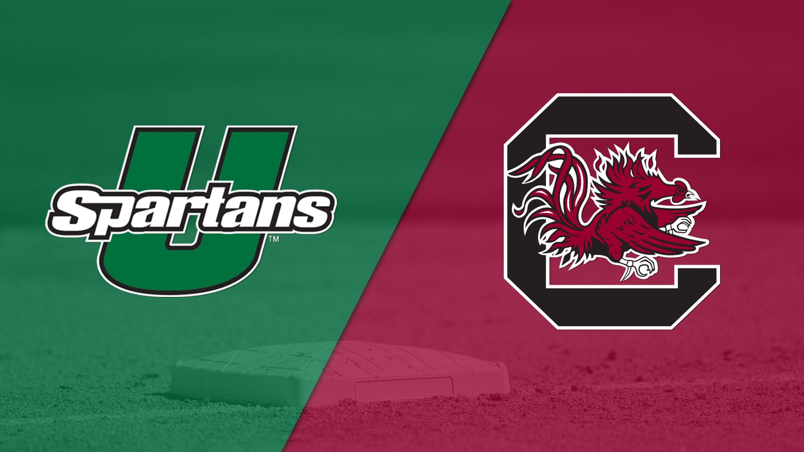 USC Upstate vs. South Carolina (Softball)