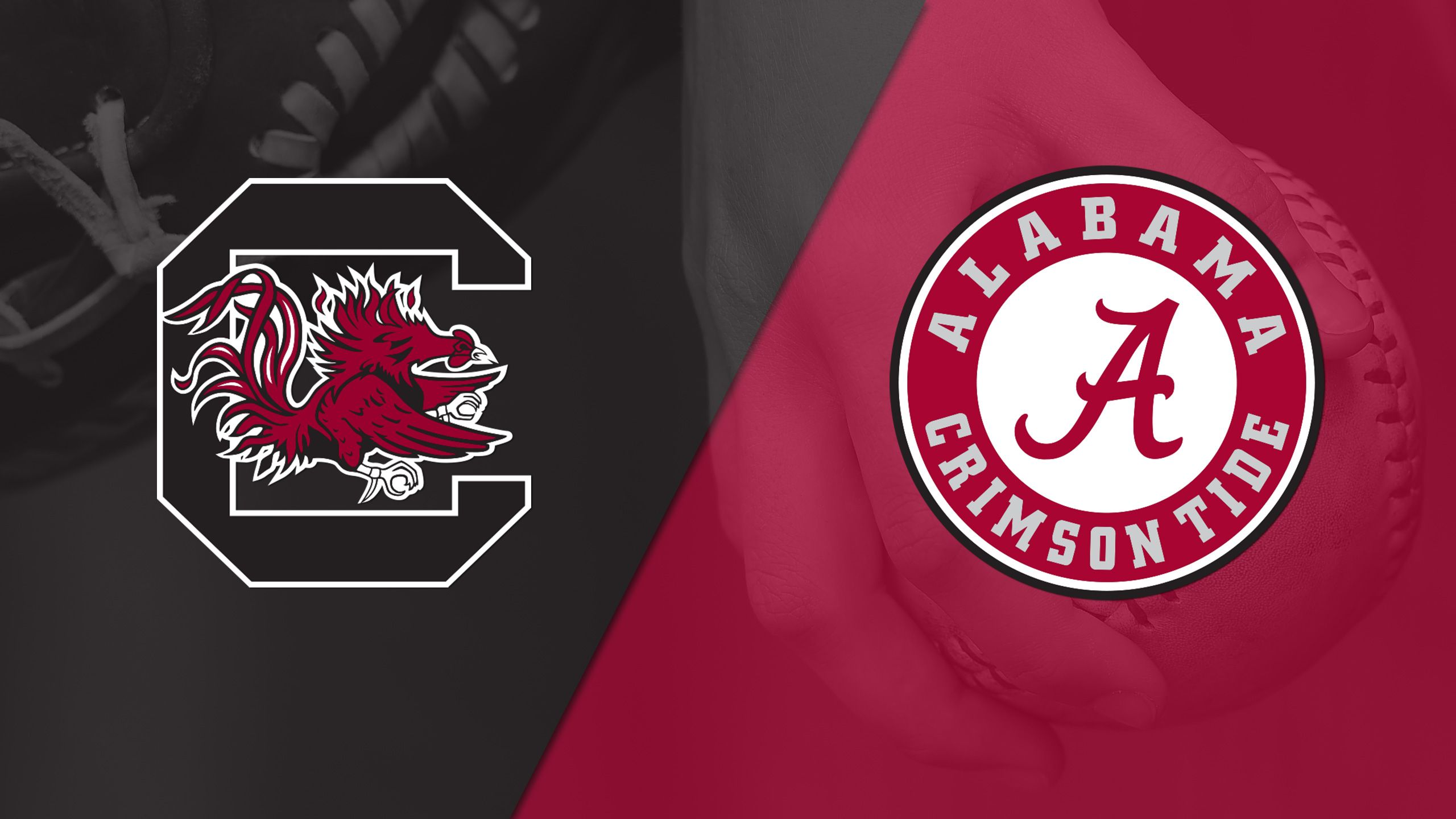 South Carolina vs. #9 Alabama (Softball)