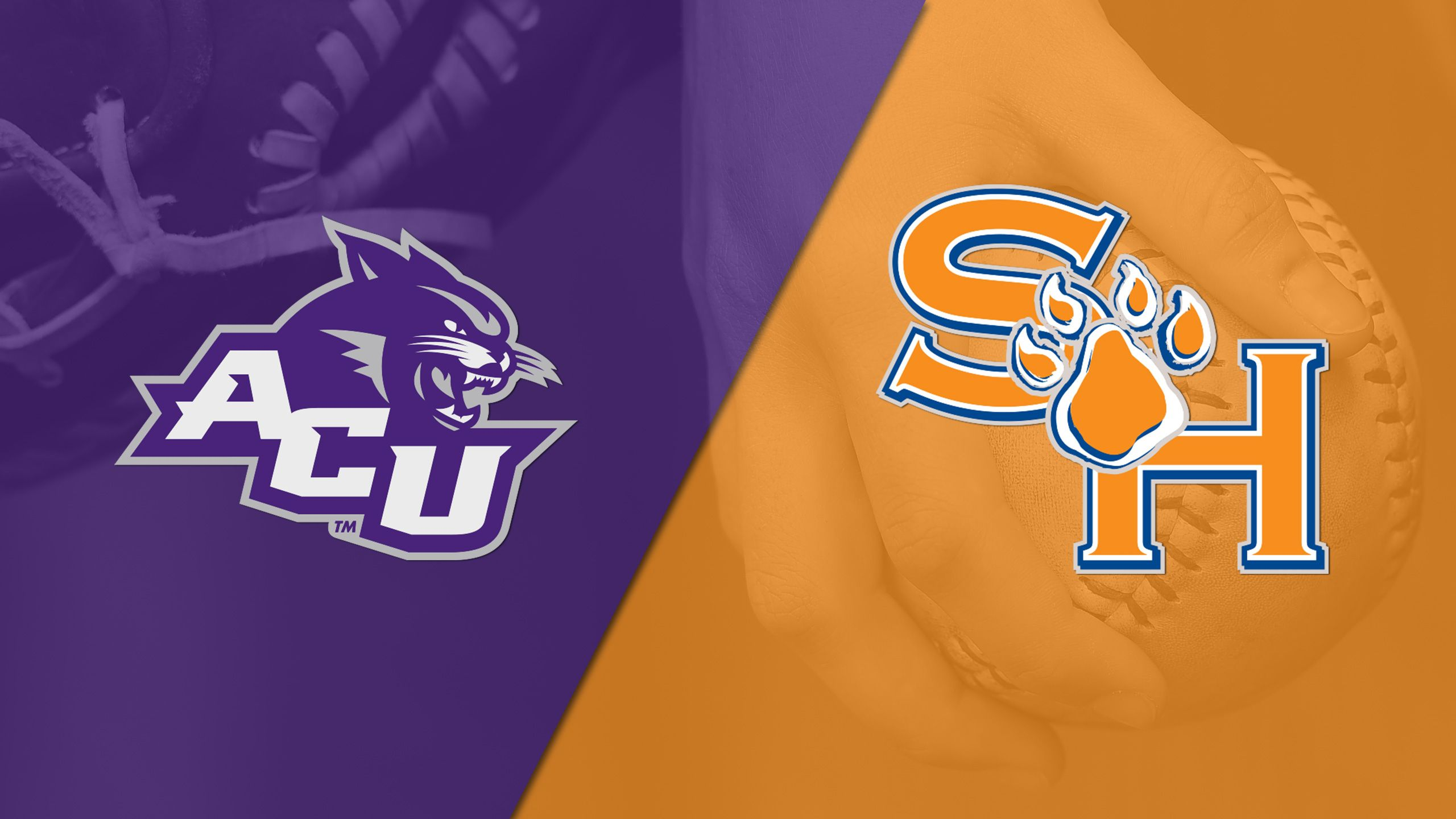 Abilene Christian vs. Sam Houston State (Softball)