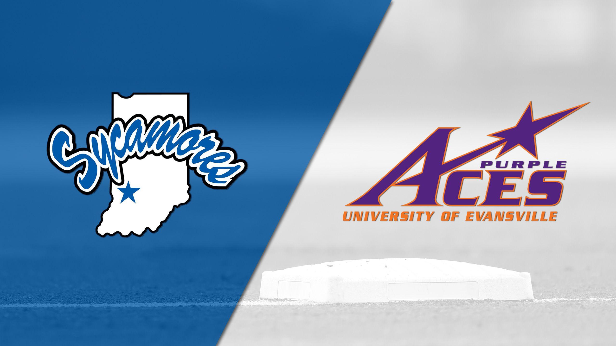 Indiana State vs. Evansville (Softball)