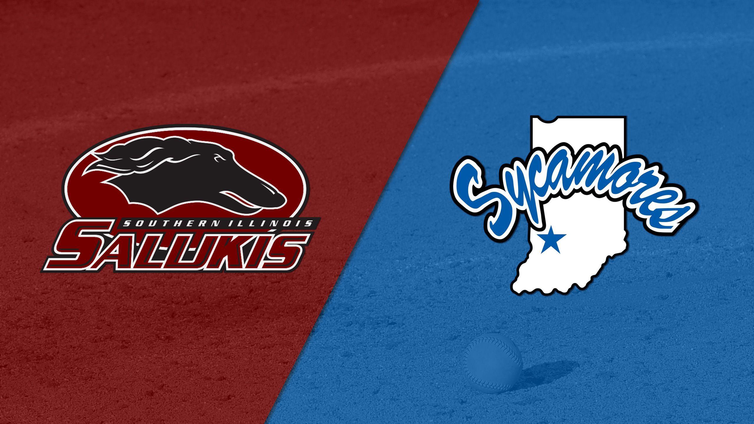 Southern Illinois vs. Indiana State (Softball)