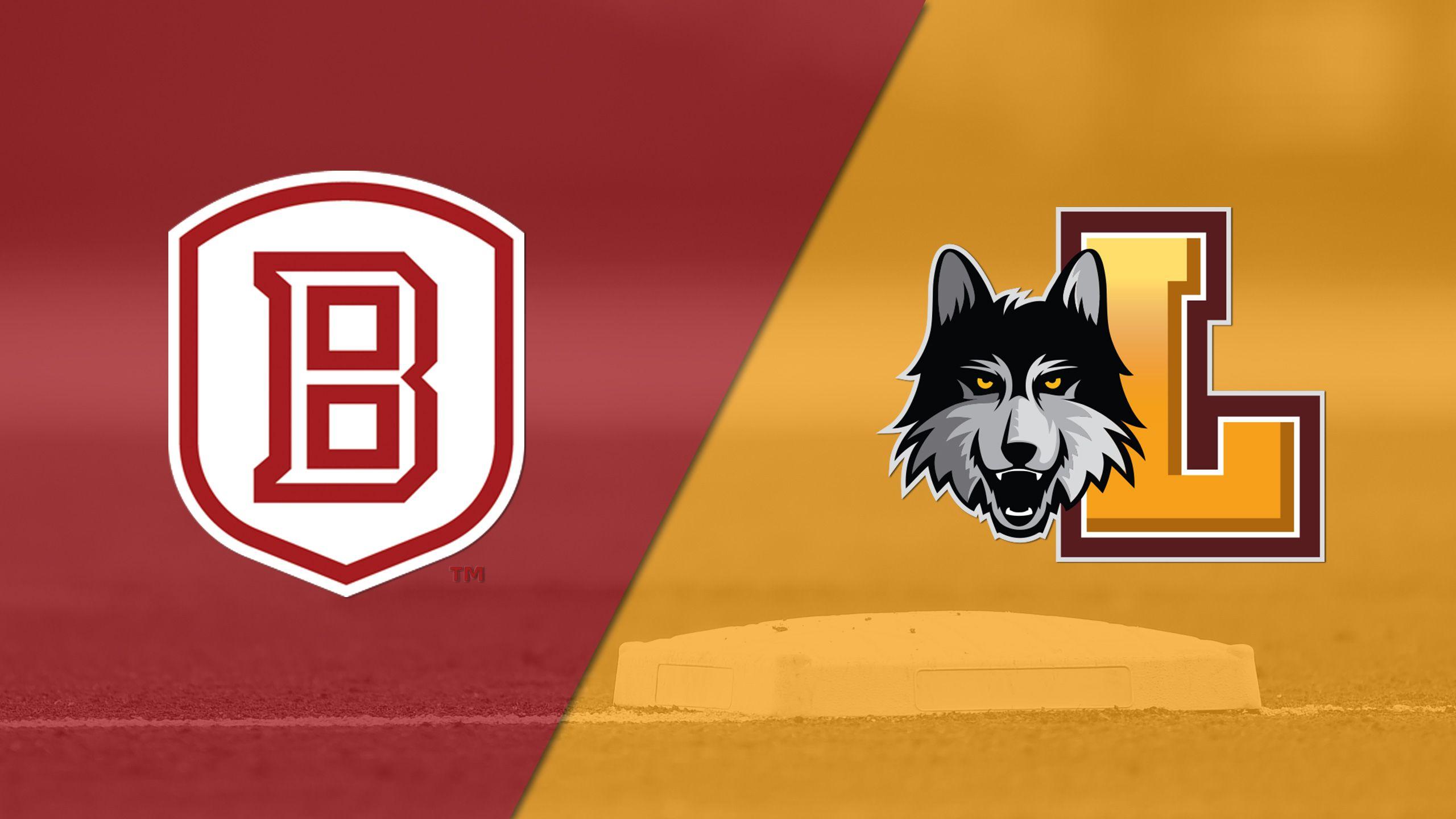 Bradley vs. Loyola (IL) (Softball)