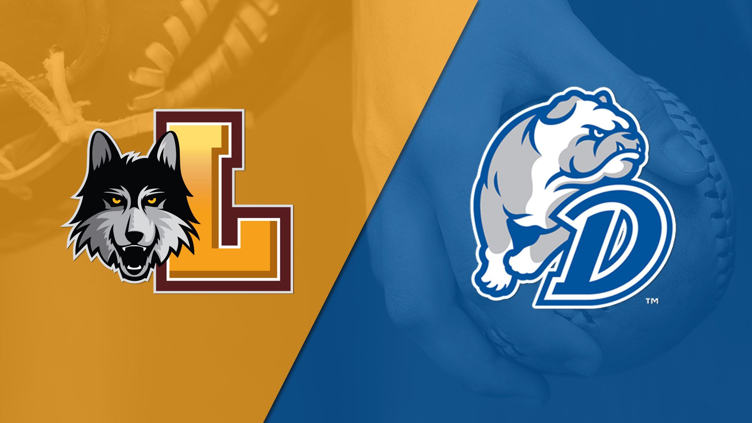 Loyola (IL) vs. Drake (Softball)