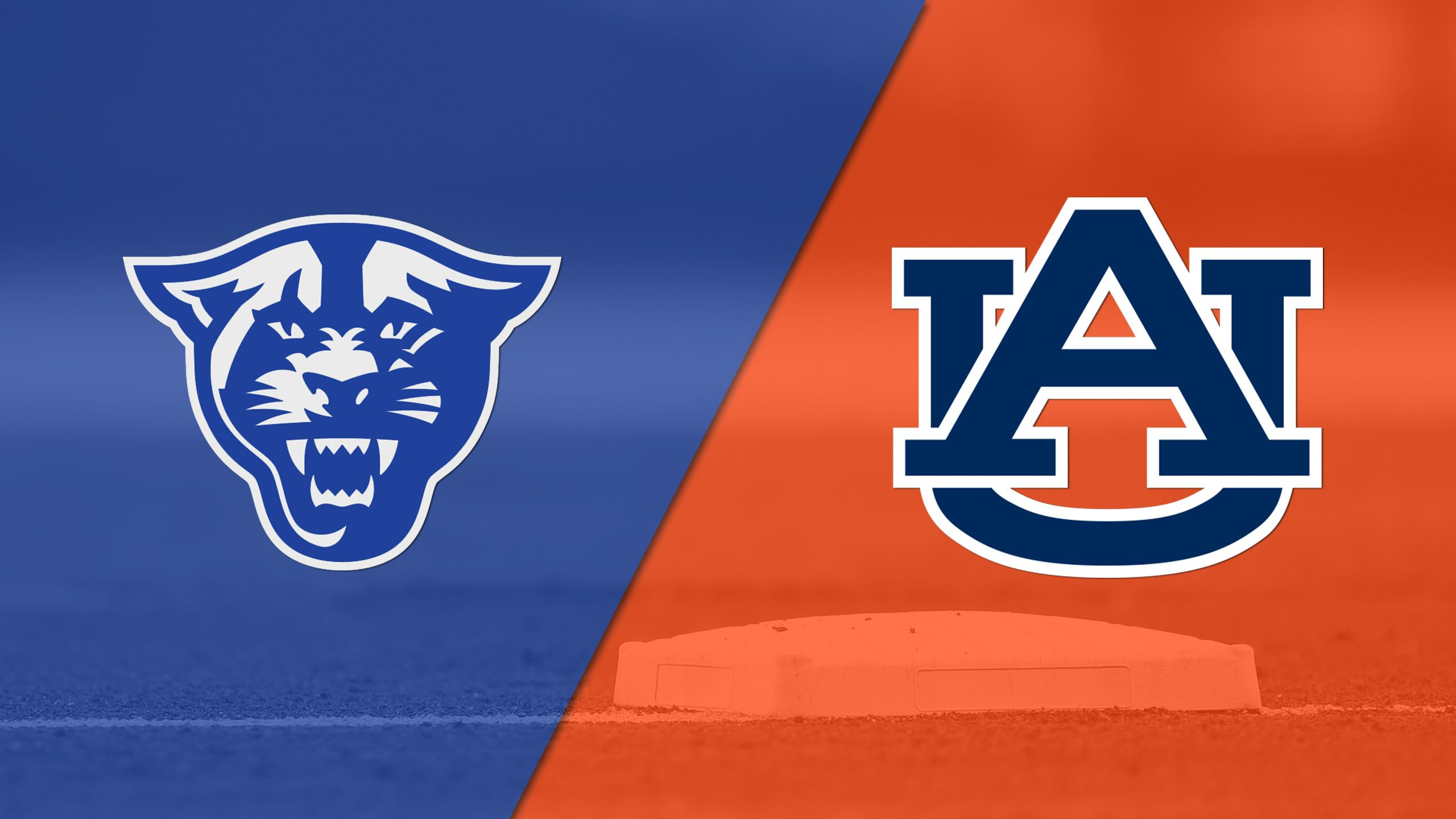 Georgia State vs. #7 Auburn (Softball)