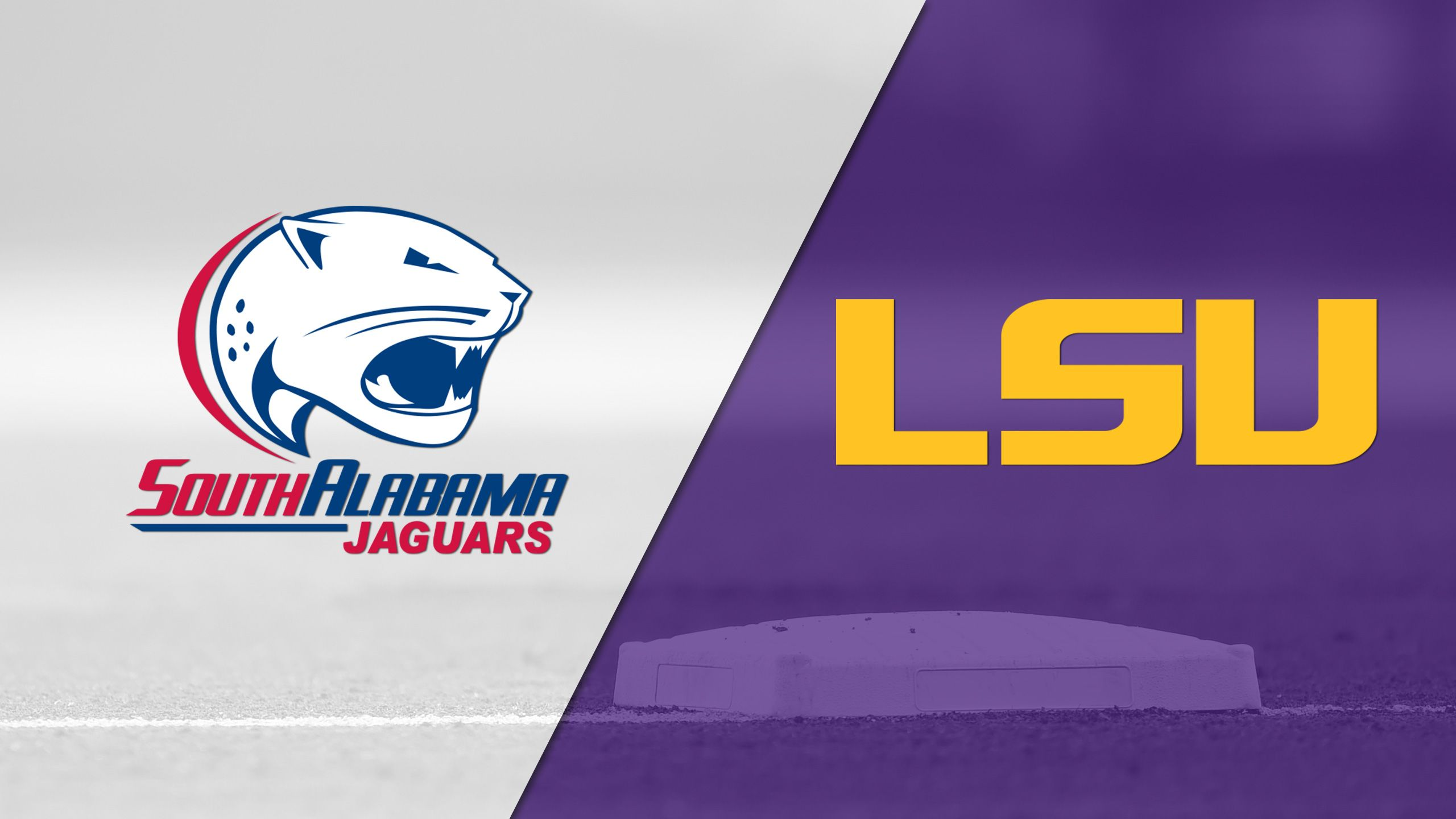 South Alabama vs. #18 LSU (Softball)