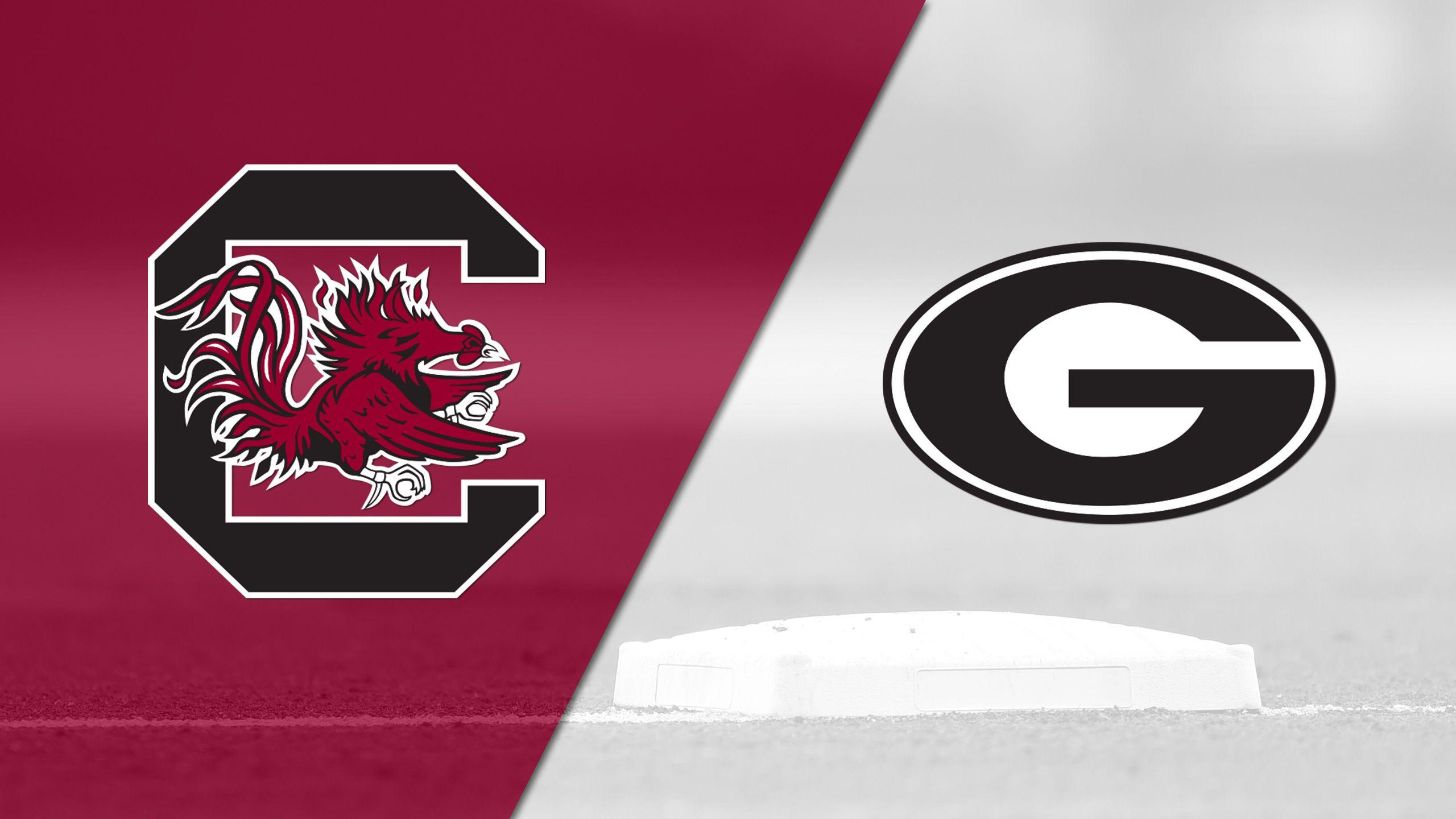 South Carolina vs. #25 Georgia (Softball)