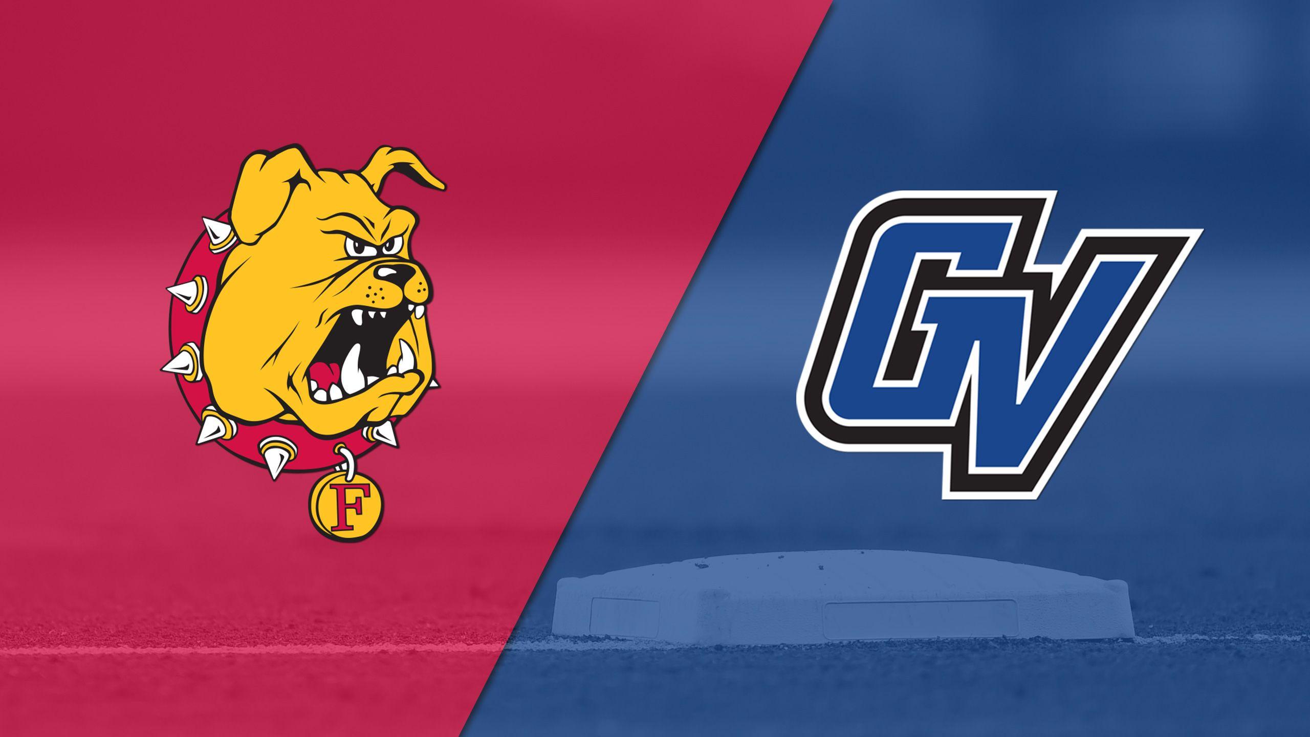Ferris State vs. Grand Valley State (Softball)