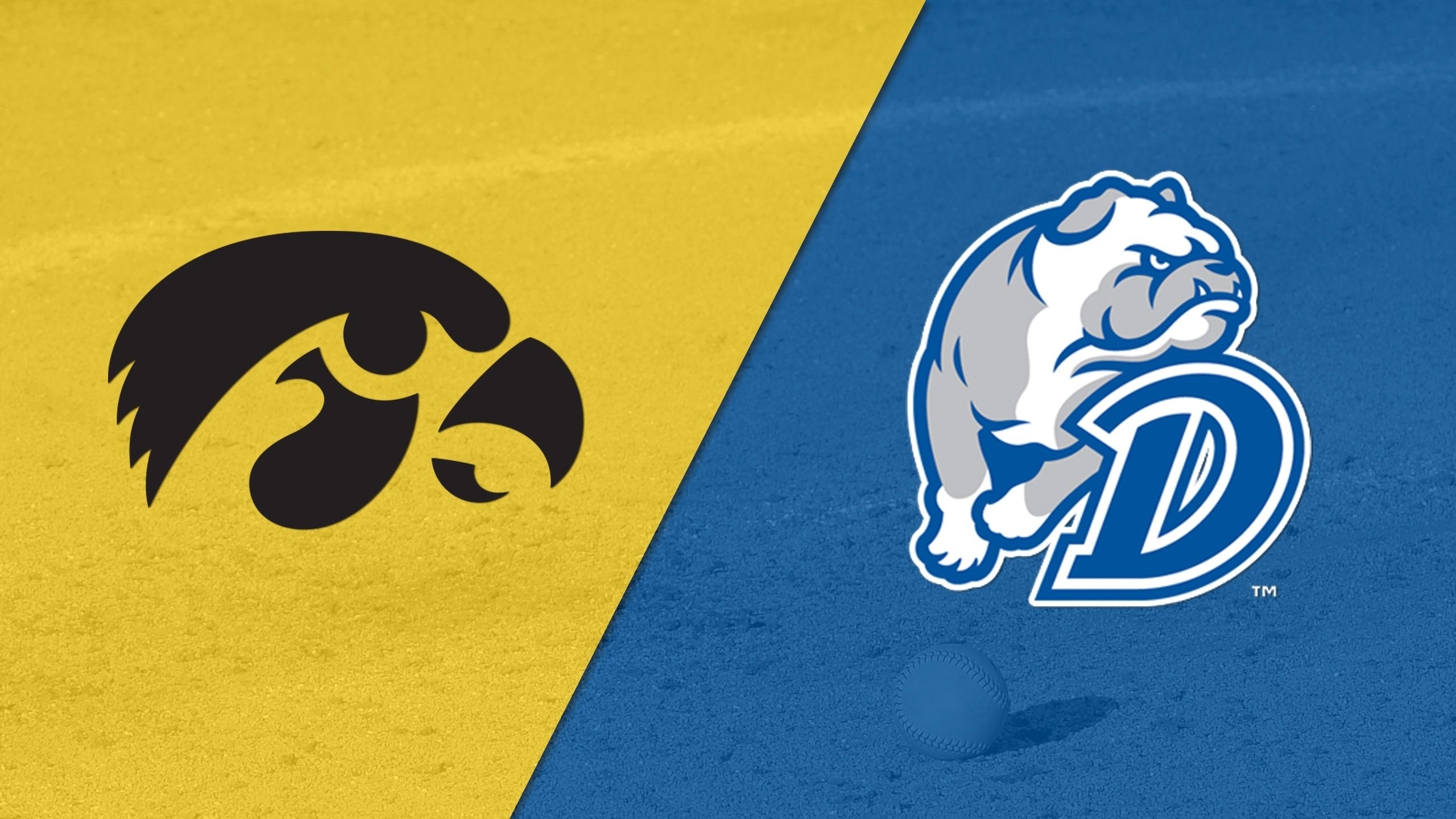 Iowa vs. Drake (Softball)