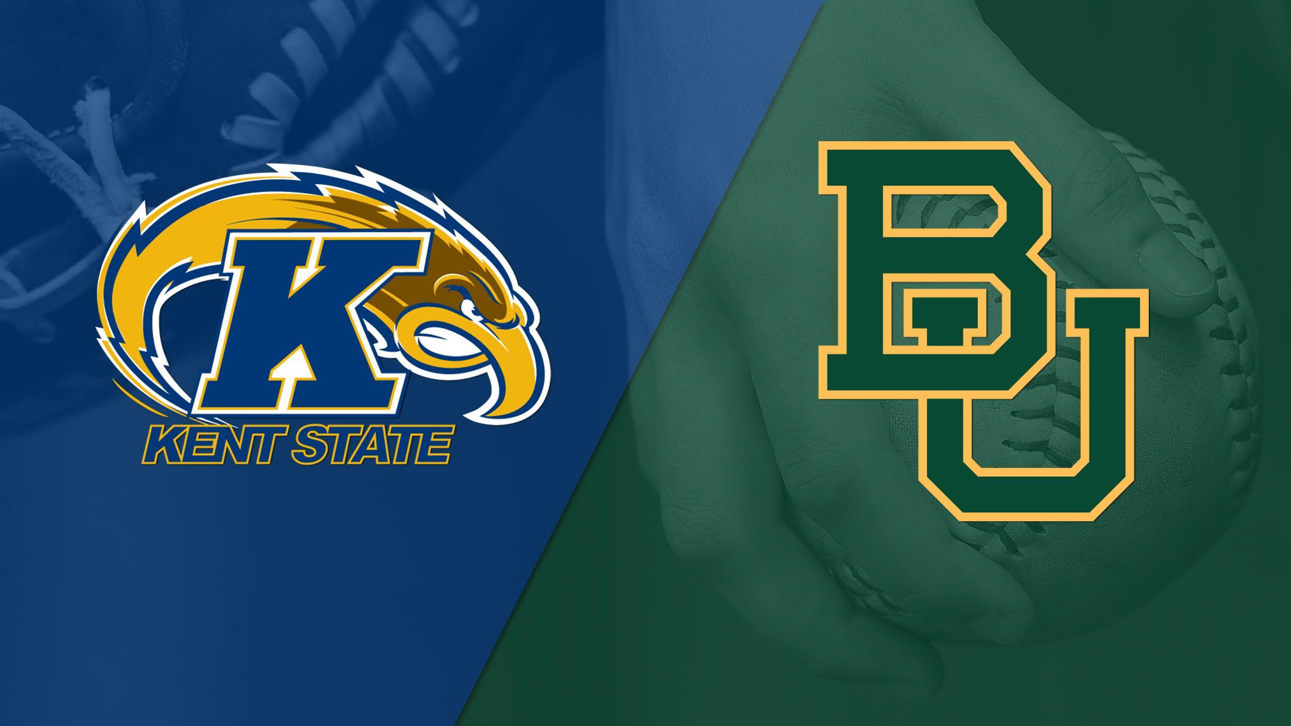 Kent State vs. #15 Baylor (Site 9 / Game 2) (NCAA Softball Championship)