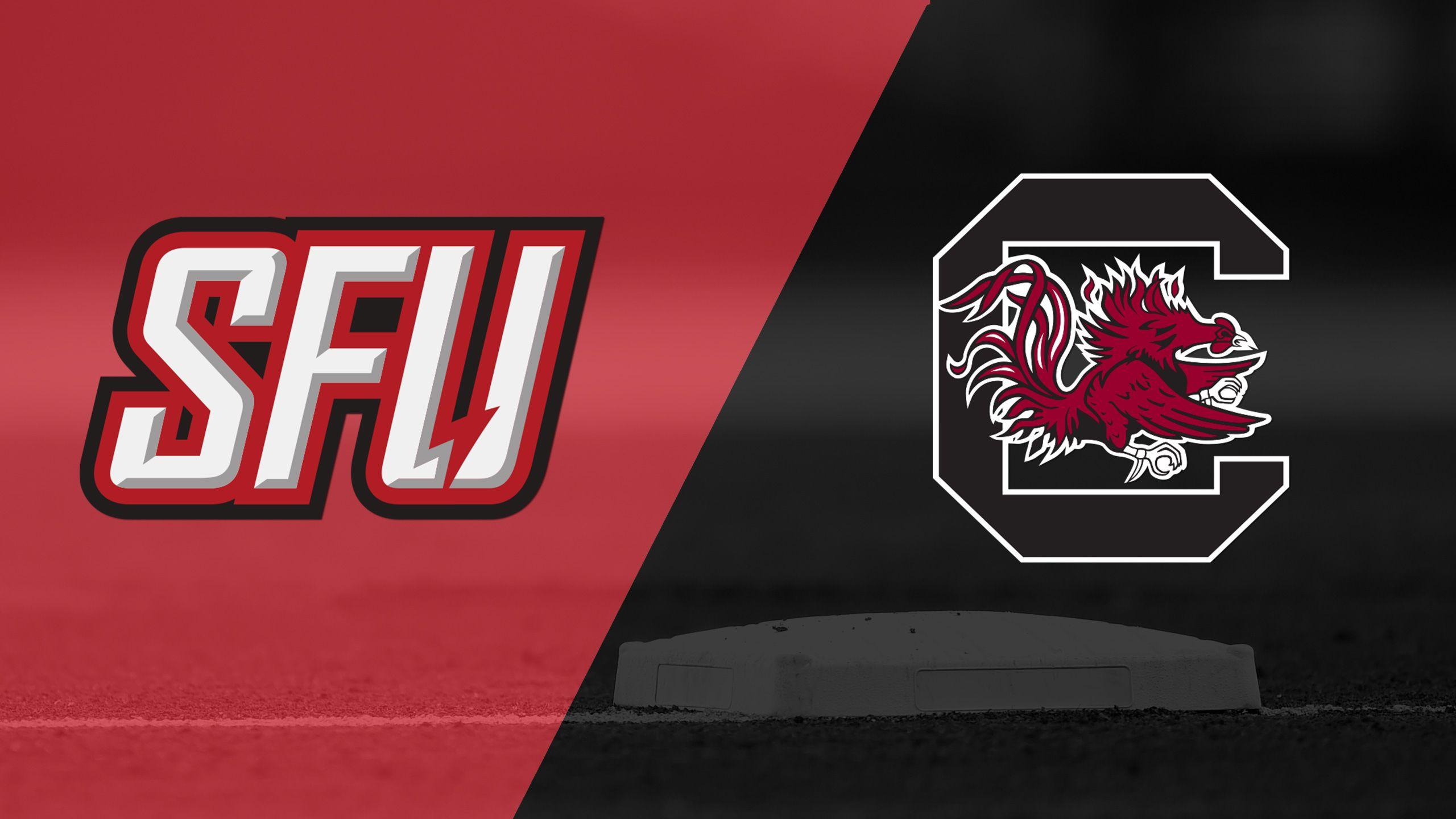 Saint Francis (PA) vs. South Carolina (Site 16 / Game 1) (NCAA Softball Championship)