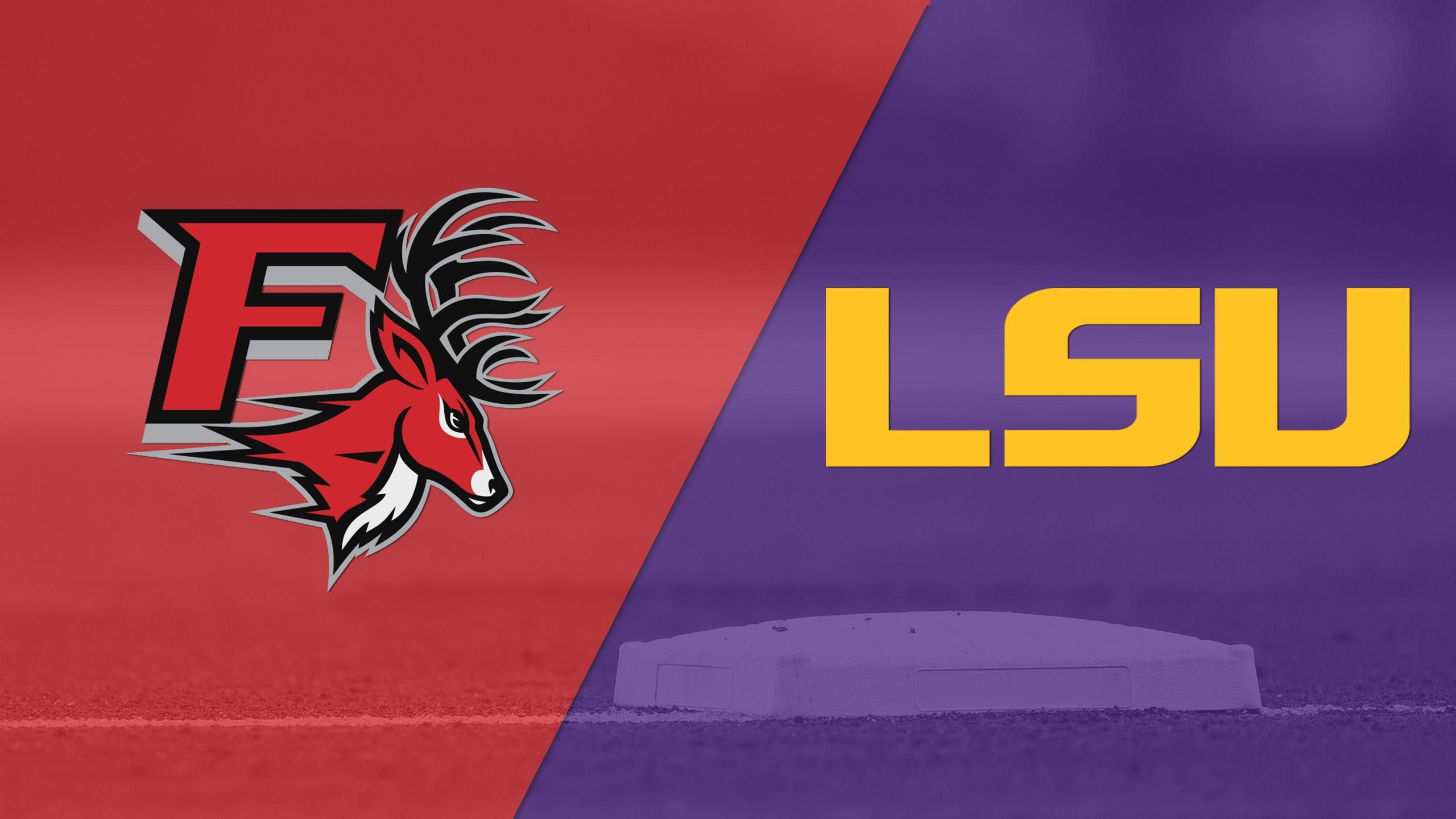 Fairfield vs. #13 LSU (Site 3 / Game 2) (NCAA Softball Championship)